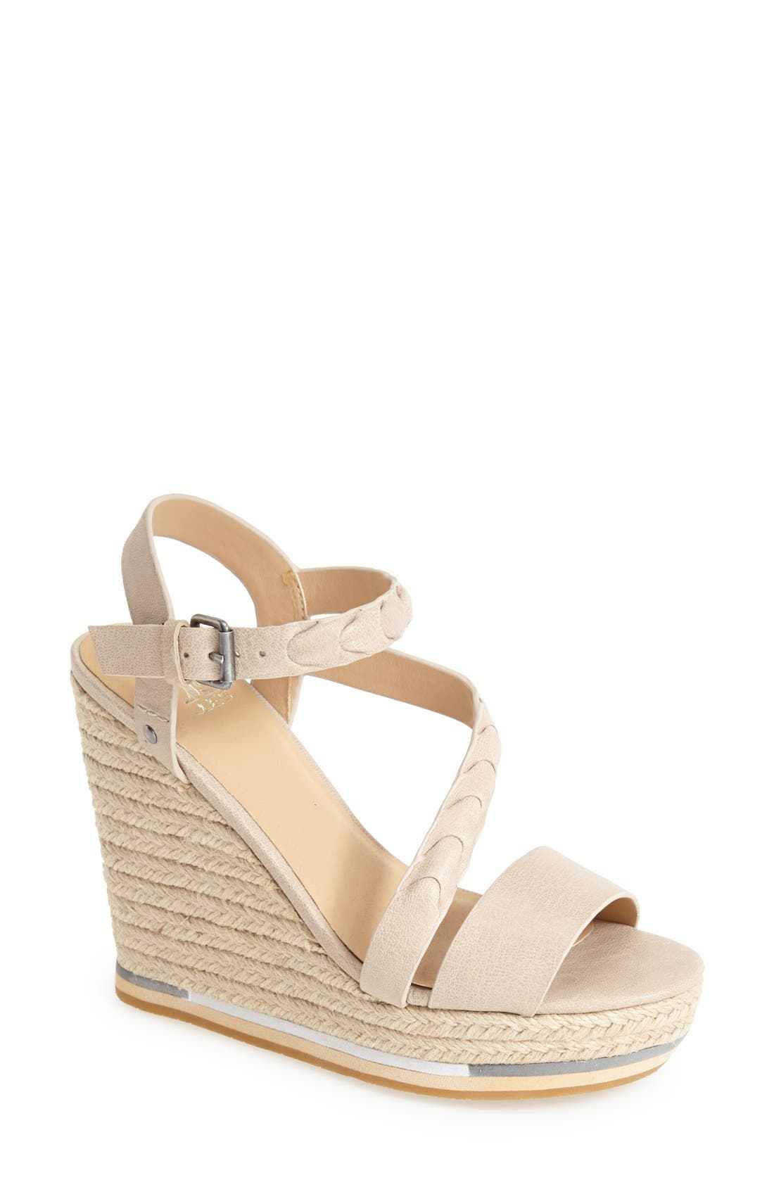 Alternate Image 1 Selected - Joe's 'Rane' Espadrille Wedge Sandal (Women)