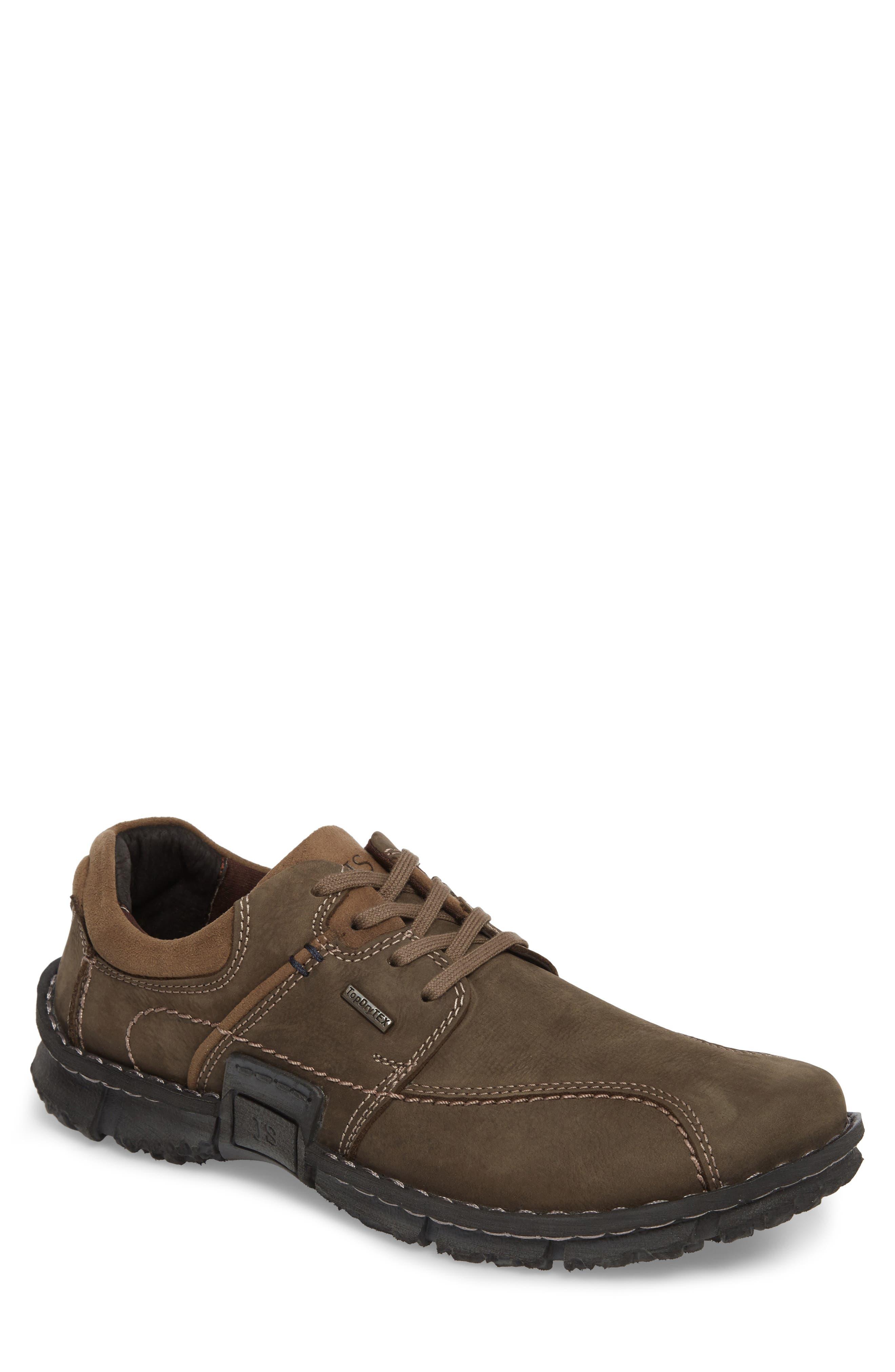 Alternate Image 1 Selected - Josef Seibel Willow Waterproof Sneaker (Men)