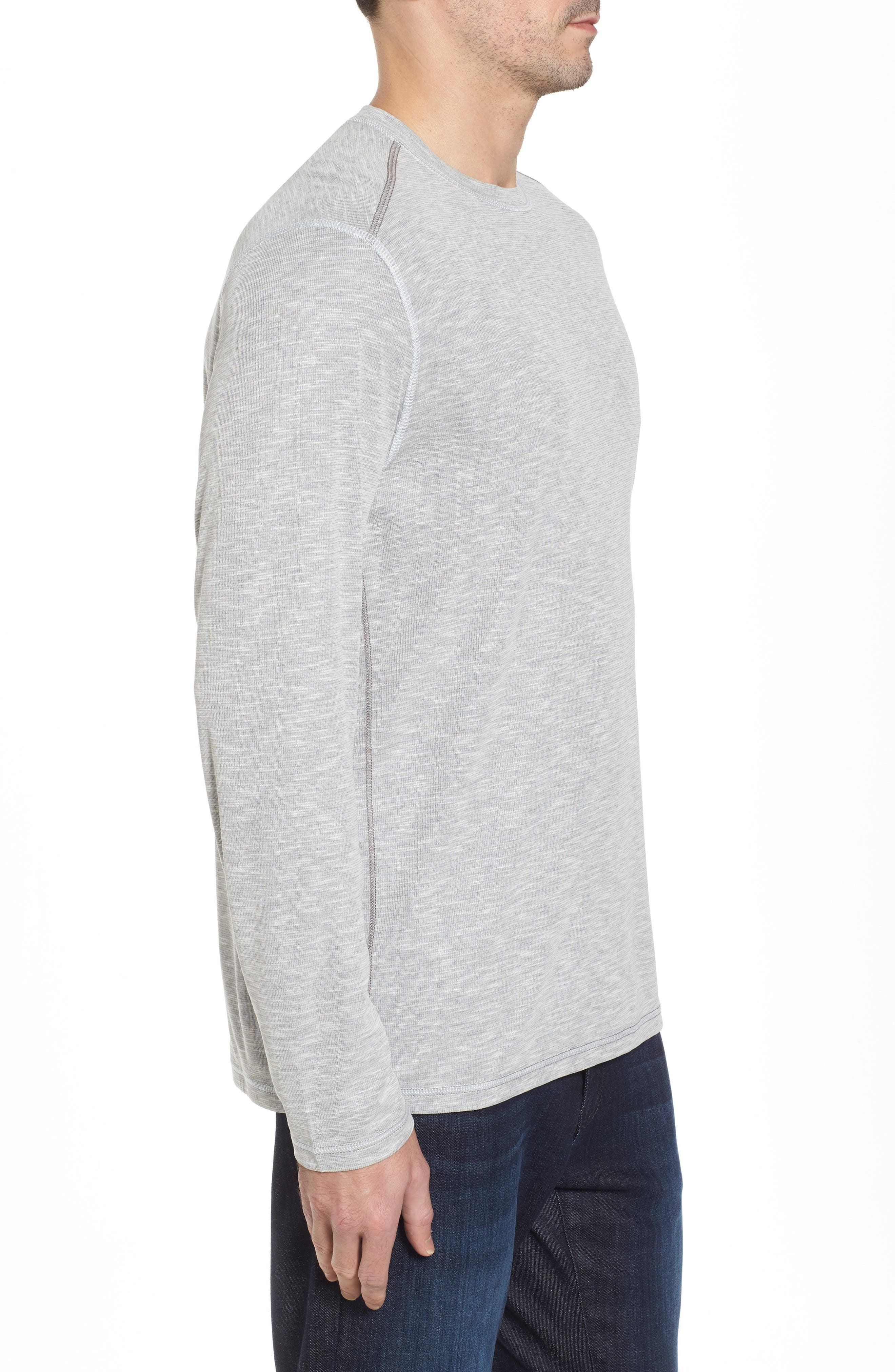 Alternate Image 4  - Tommy Bahama Flip Tide Long Sleeve T-Shirt