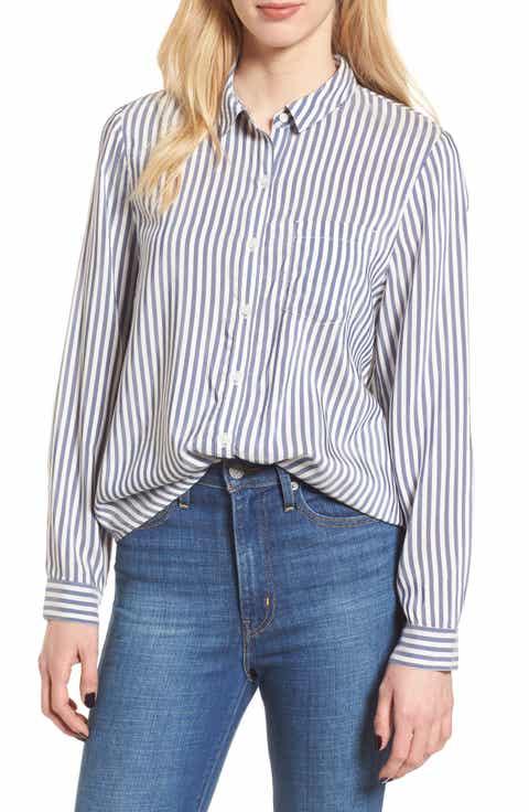 Leith Stripe Shirt