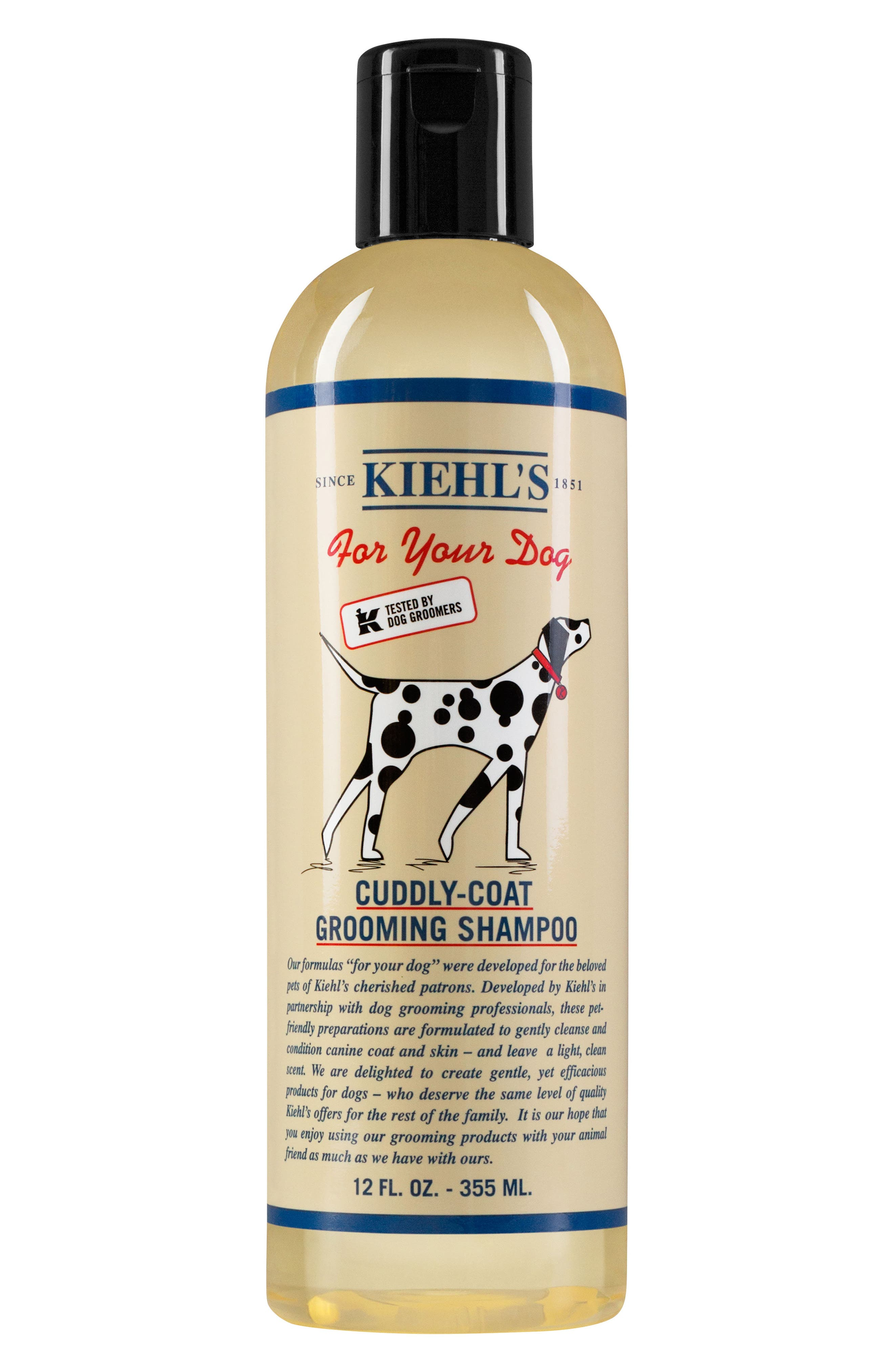 Main Image - Kiehl's Since 1851 'Cuddly-Coat' Dog Grooming Shampoo