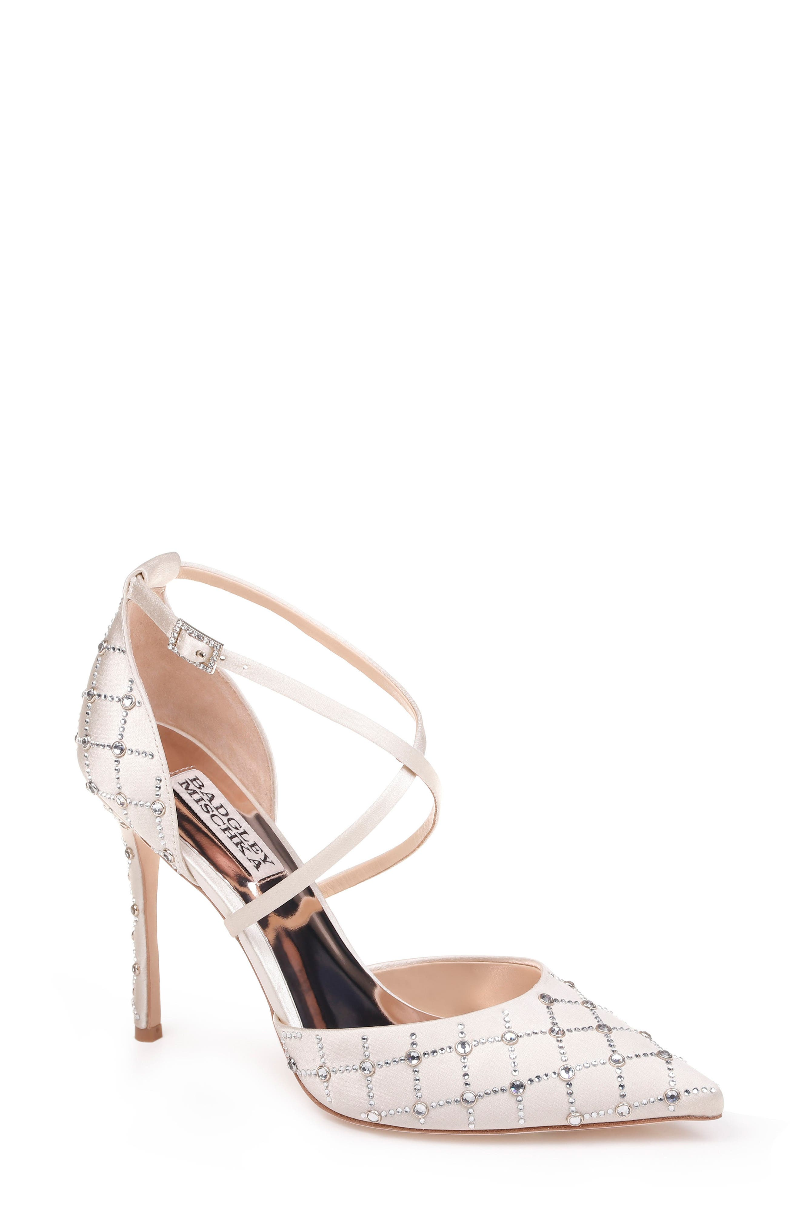 Alternate Image 1 Selected - Badgley Mischka Shiloh Pointy Toe Pump (Women)