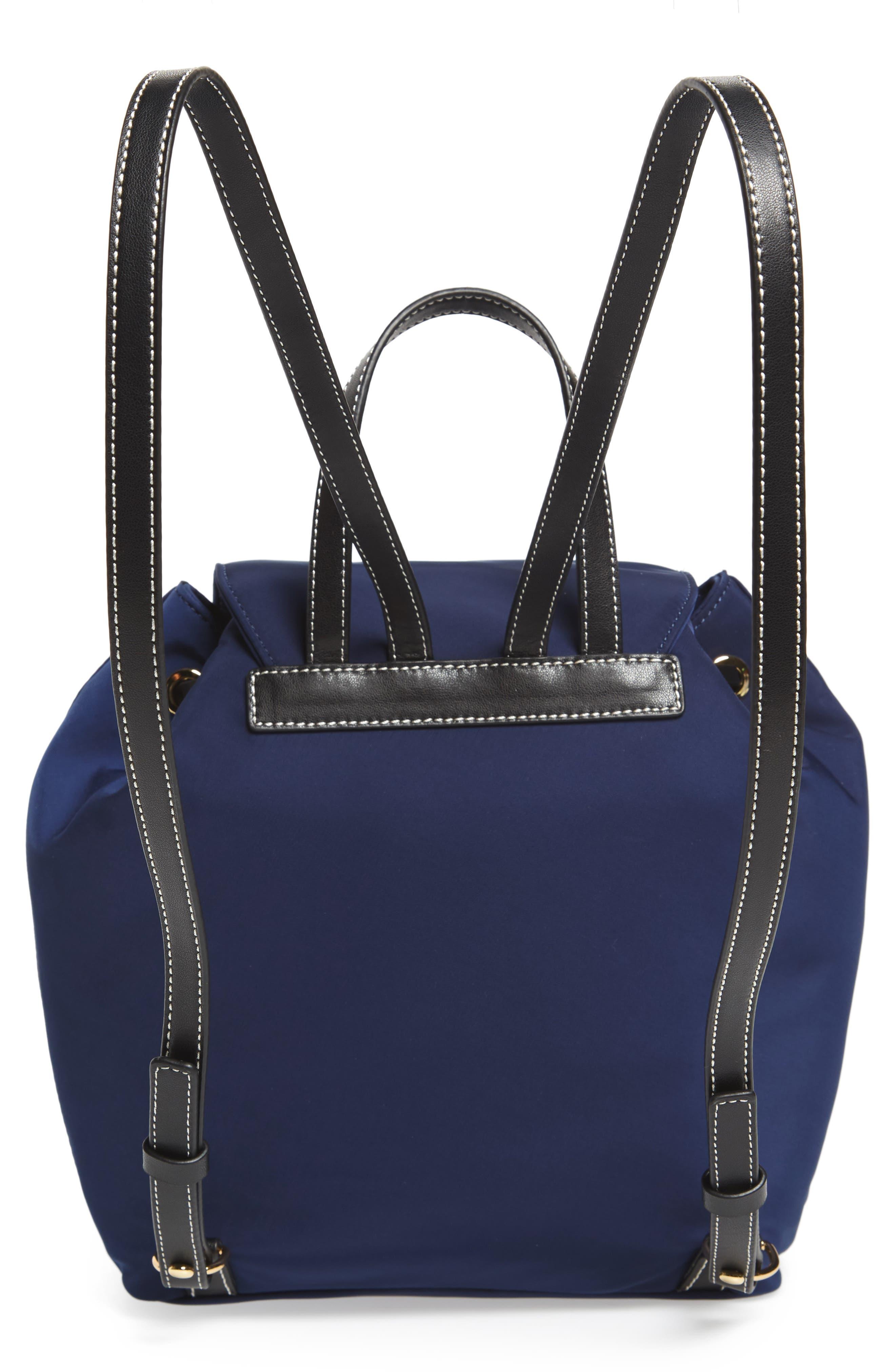 Alternate Image 3  - Frances Valentine Nylon Backpack