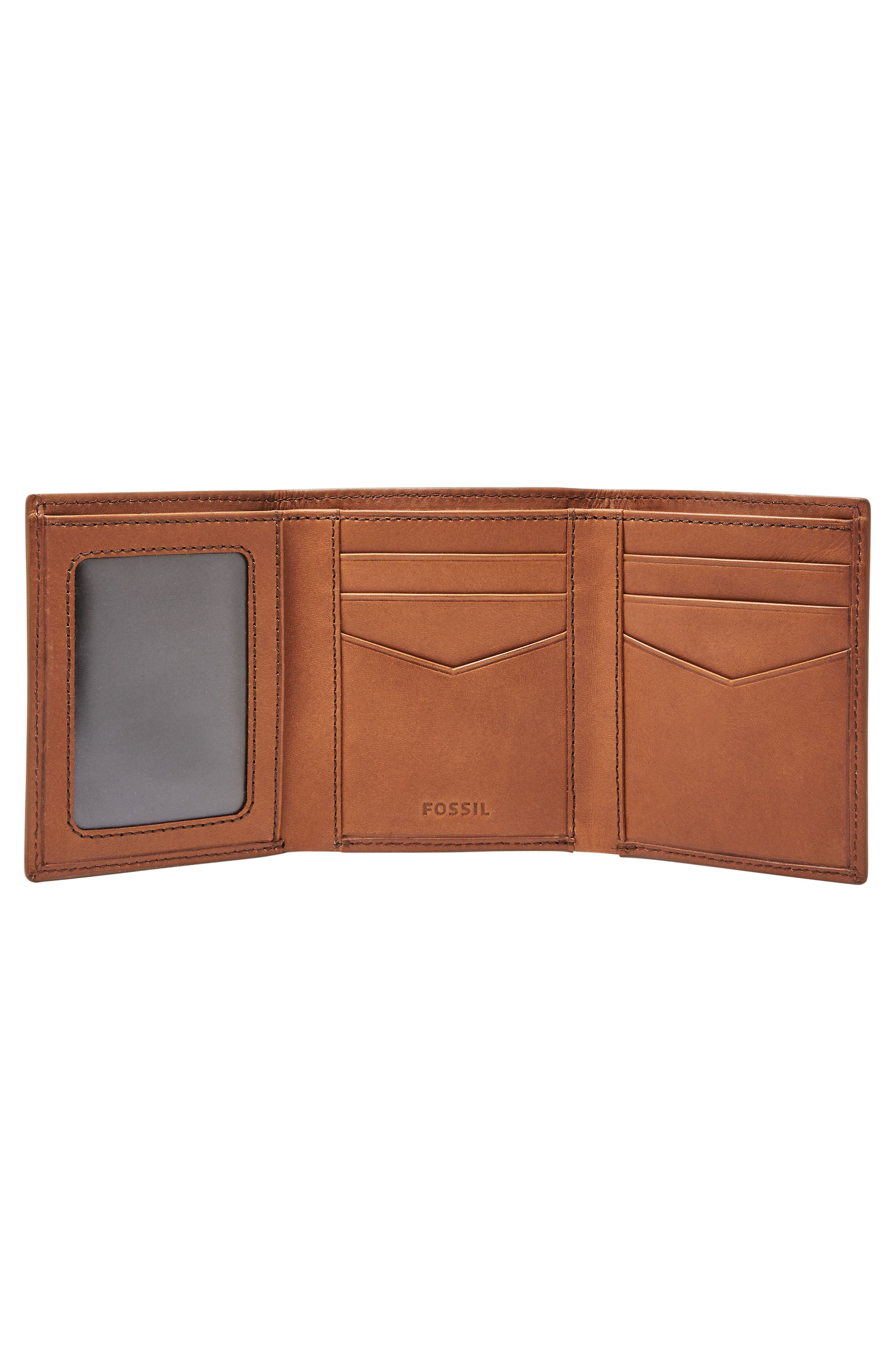 Alternate Image 2  - Fossil Paul Leather Wallet