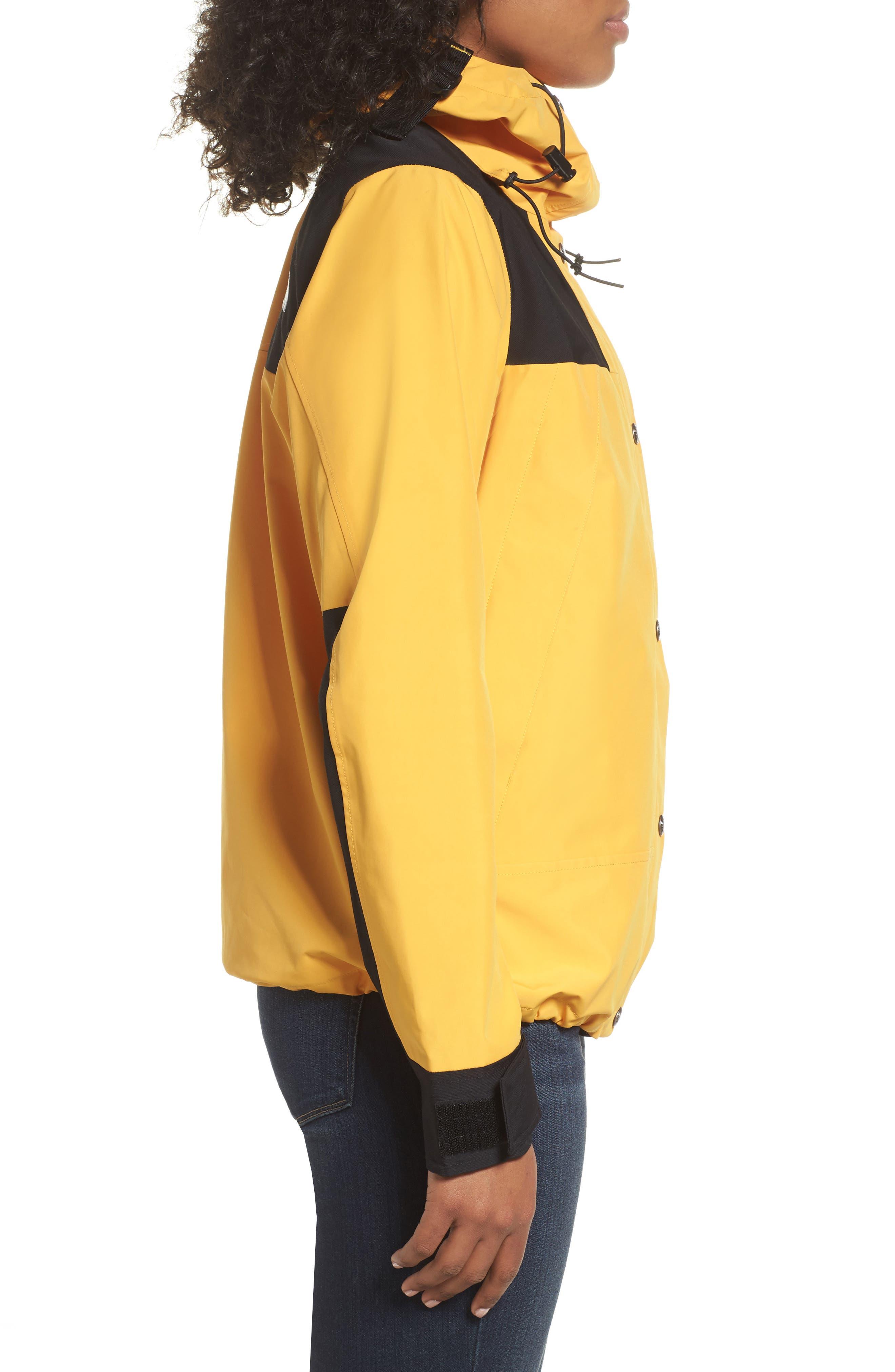 1990 Mountain Jacket,                             Alternate thumbnail 3, color,                             Tnf Yellow
