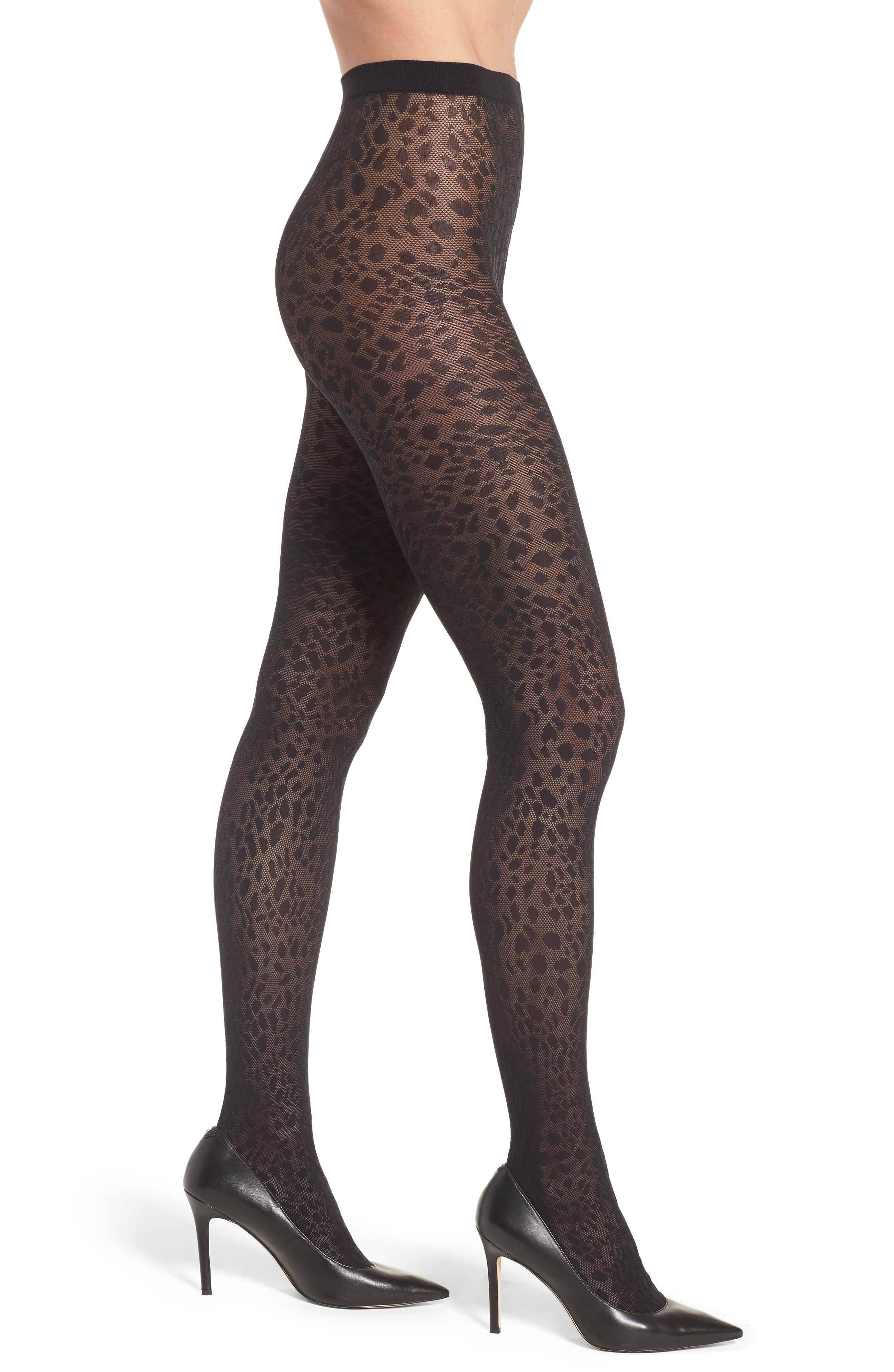 Alternate Image 1 Selected - Wolford Avril Tights