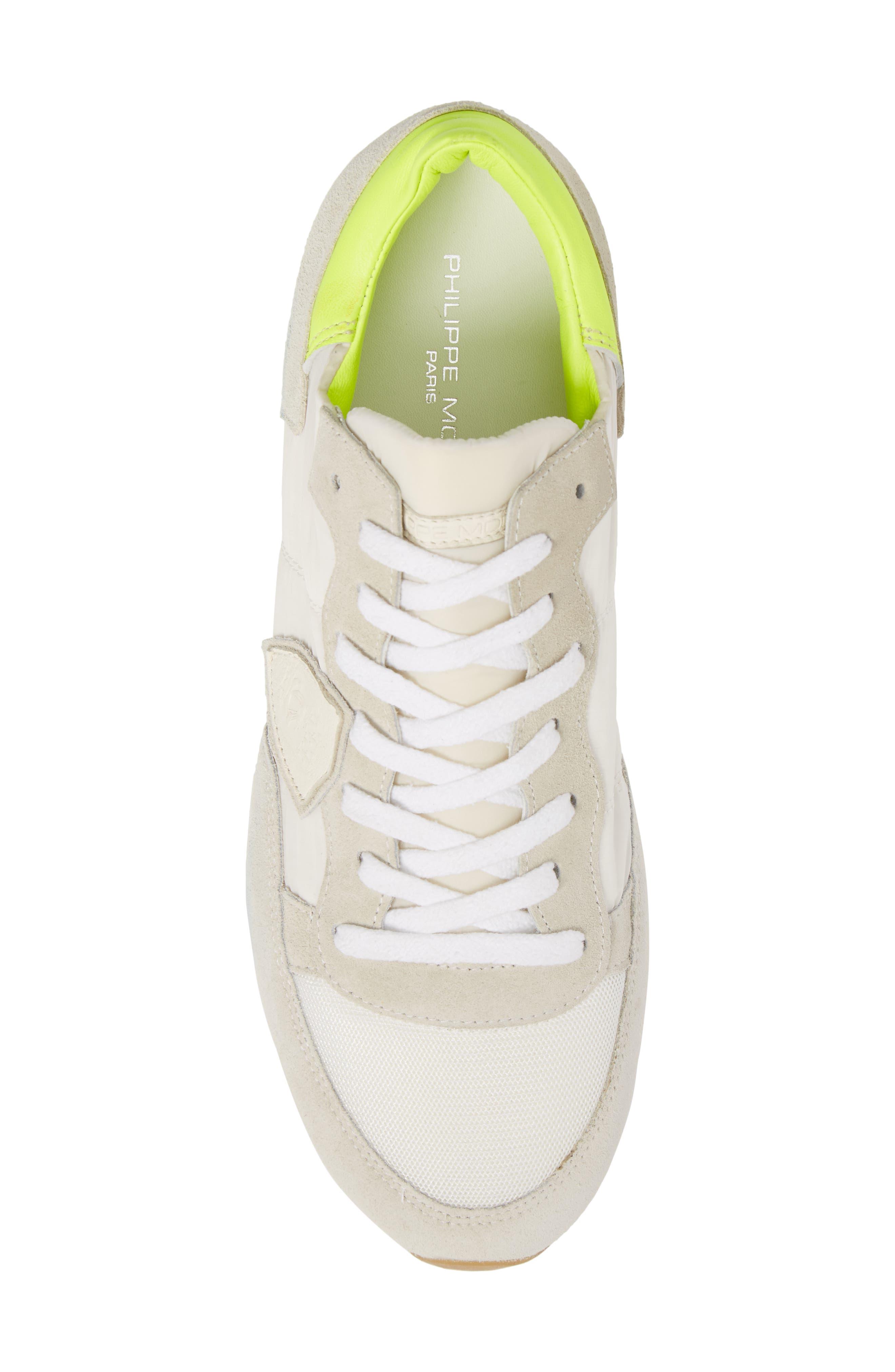 Alternate Image 5  - Philippe Model Tropez Low Top Sneaker (Men)