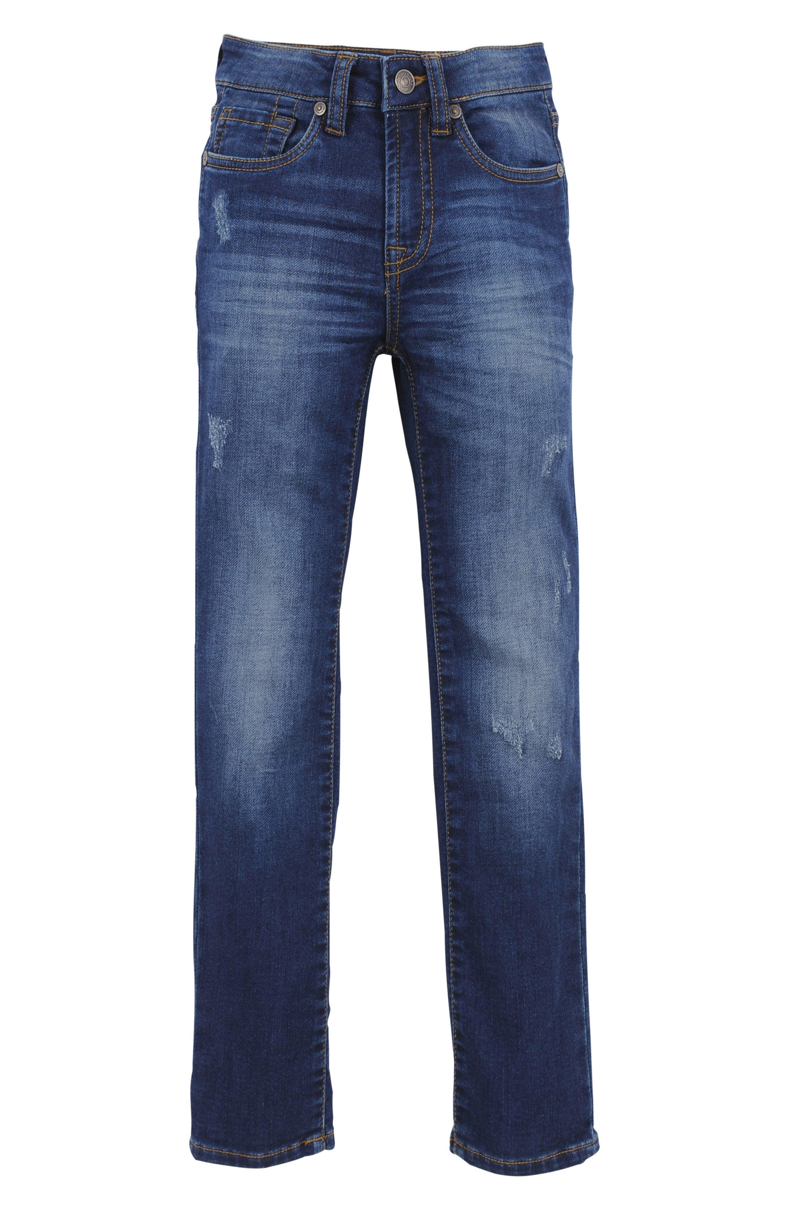 Slimmy Luxe Sport Jeans,                         Main,                         color, Desert Sun