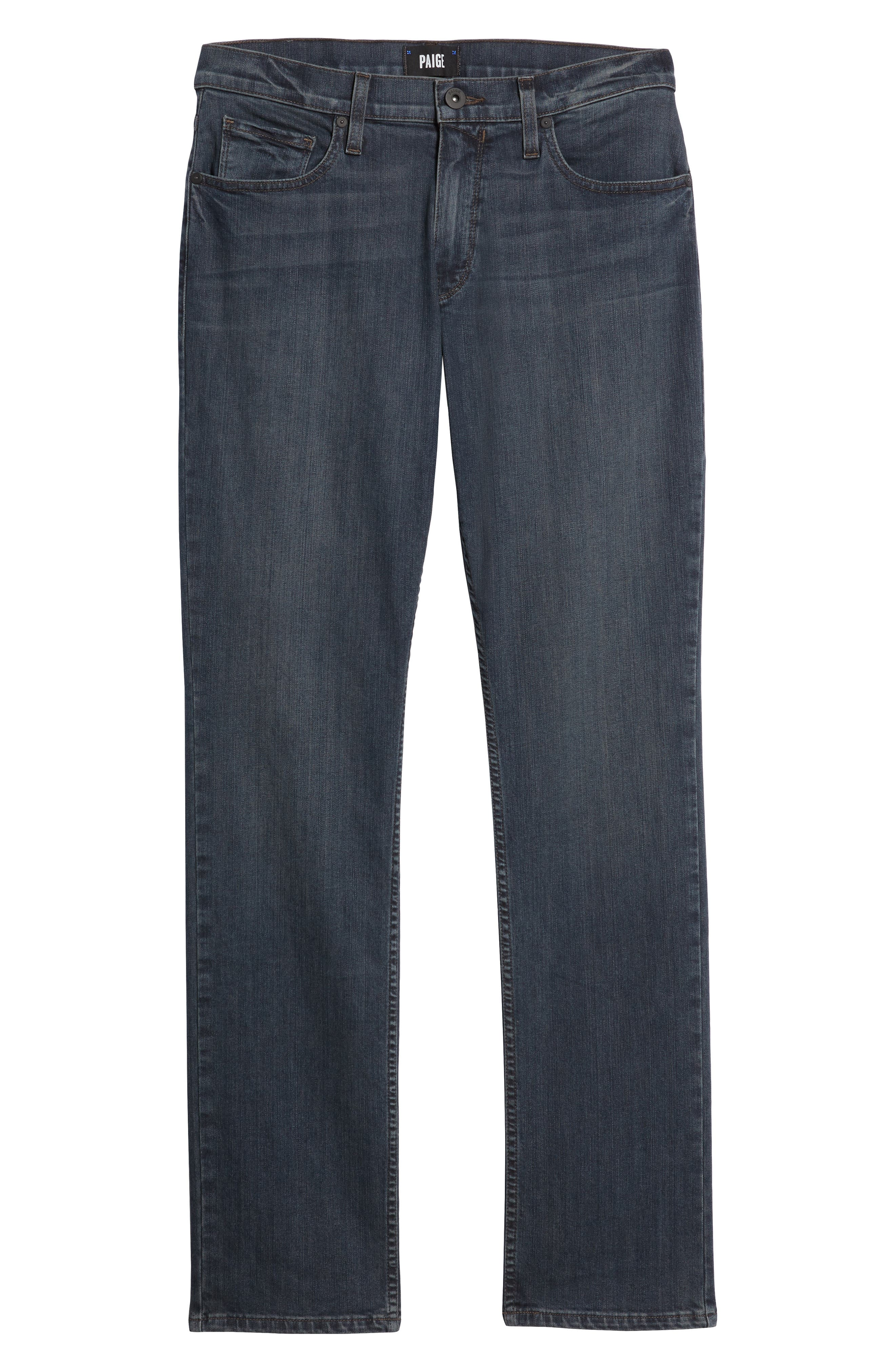 Legacy - Federal Slim Straight Leg Jeans,                             Alternate thumbnail 6, color,                             Triton