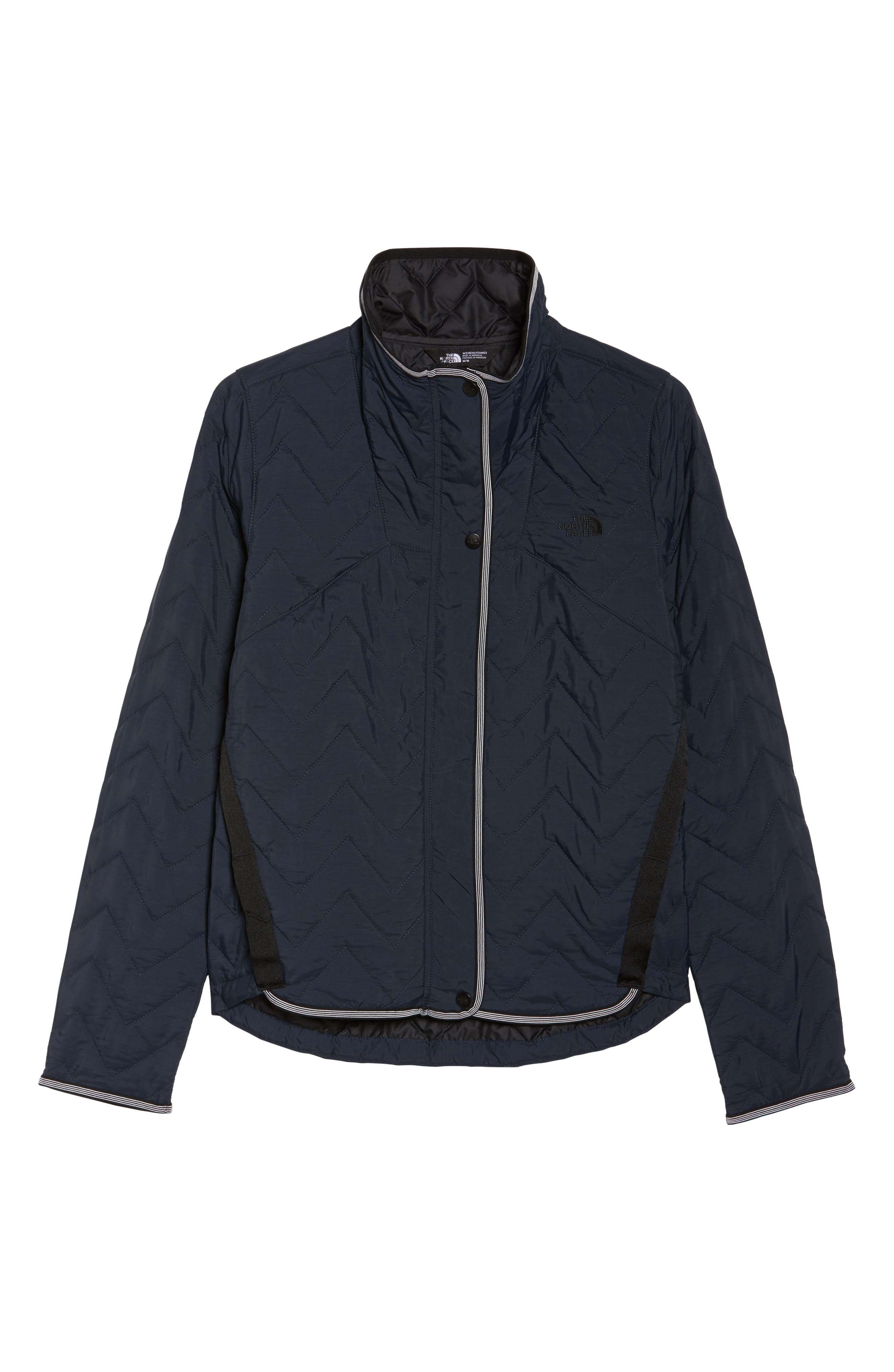 Westborough Insulated Jacket,                             Alternate thumbnail 7, color,                             Urban Navy