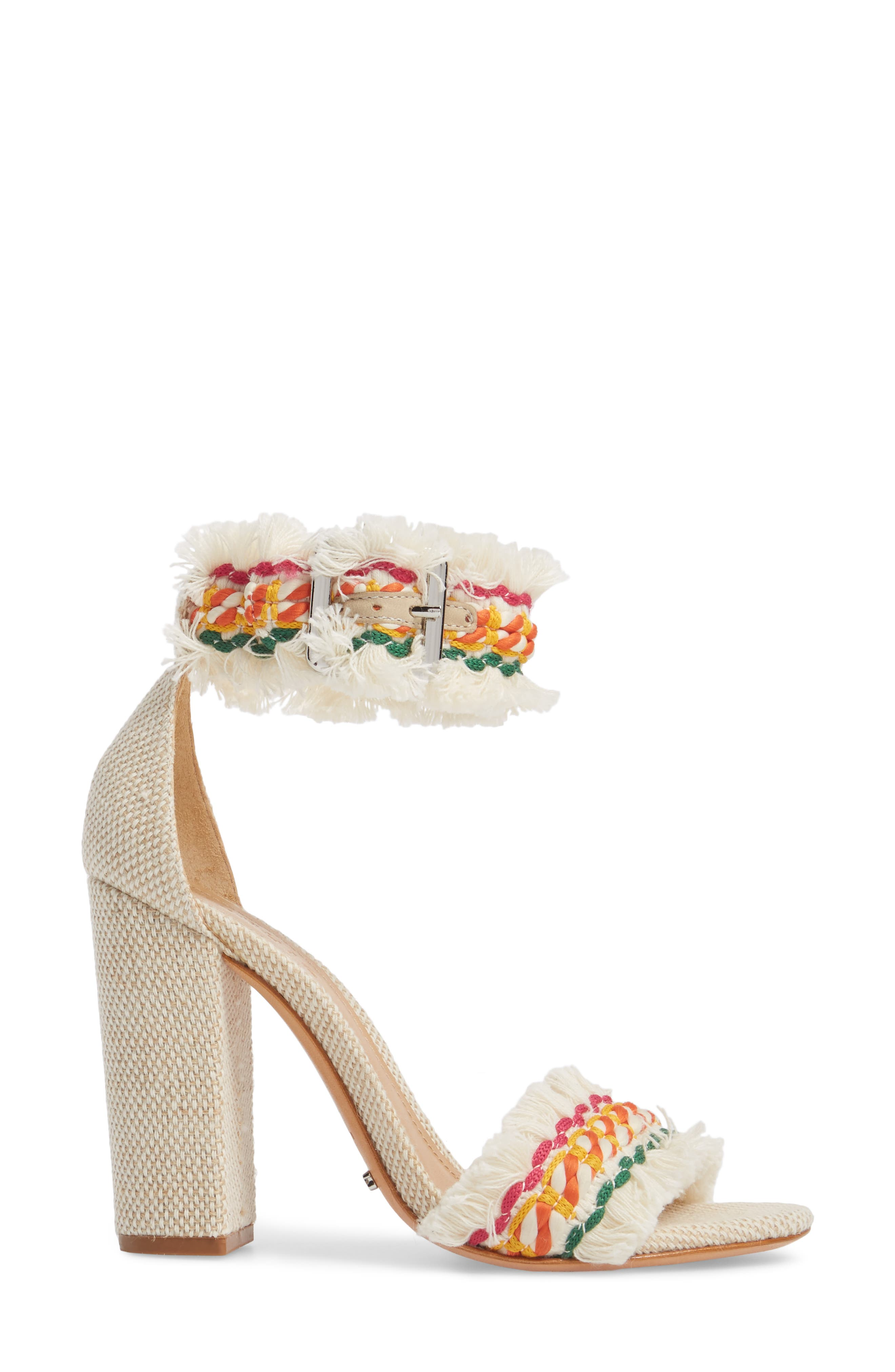 Alternate Image 3  - Schutz Zoola Block Heel Sandal (Women)