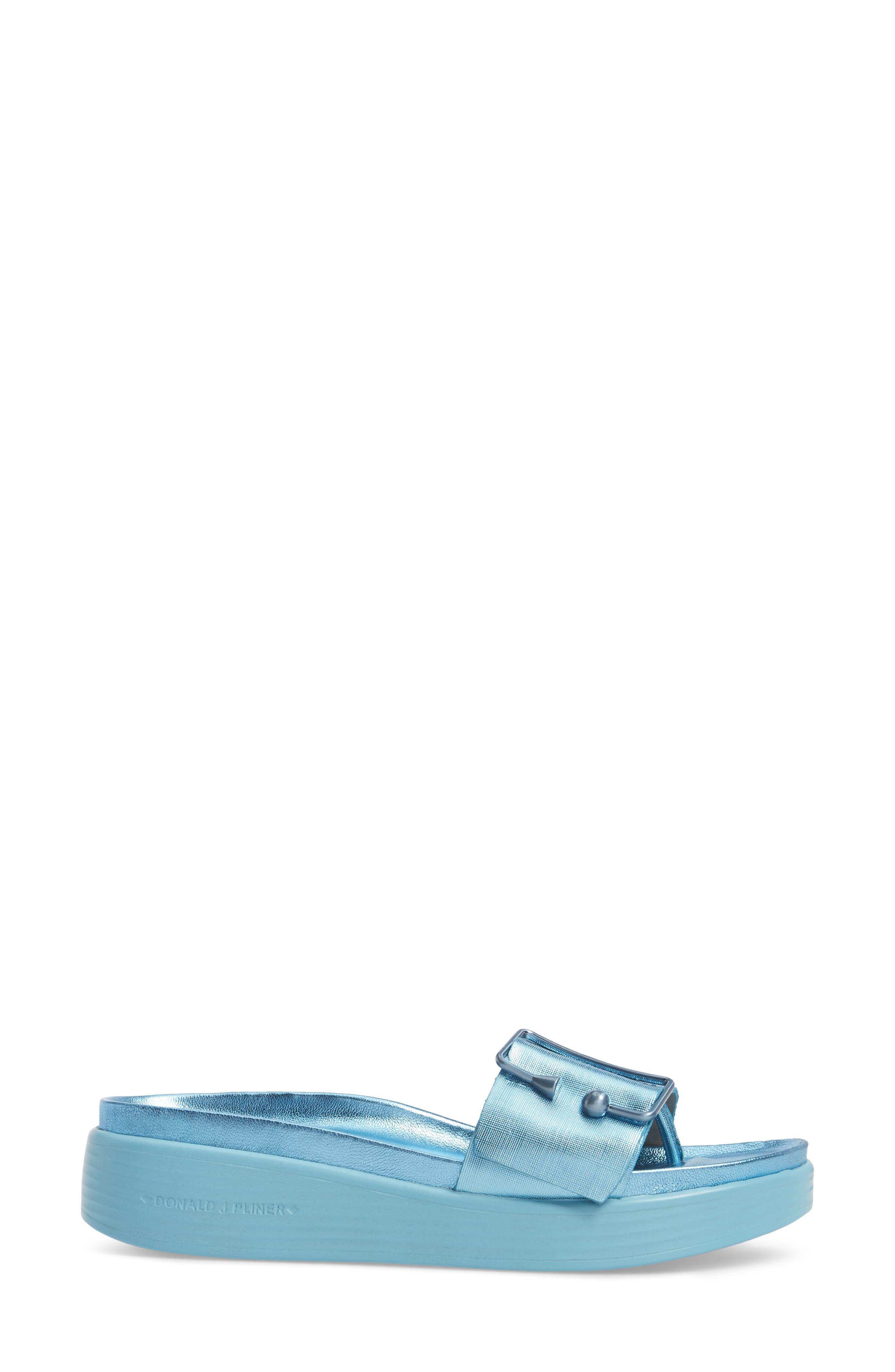Alternate Image 3  - Donald Pliner Fara Platform Slide Sandal (Women)