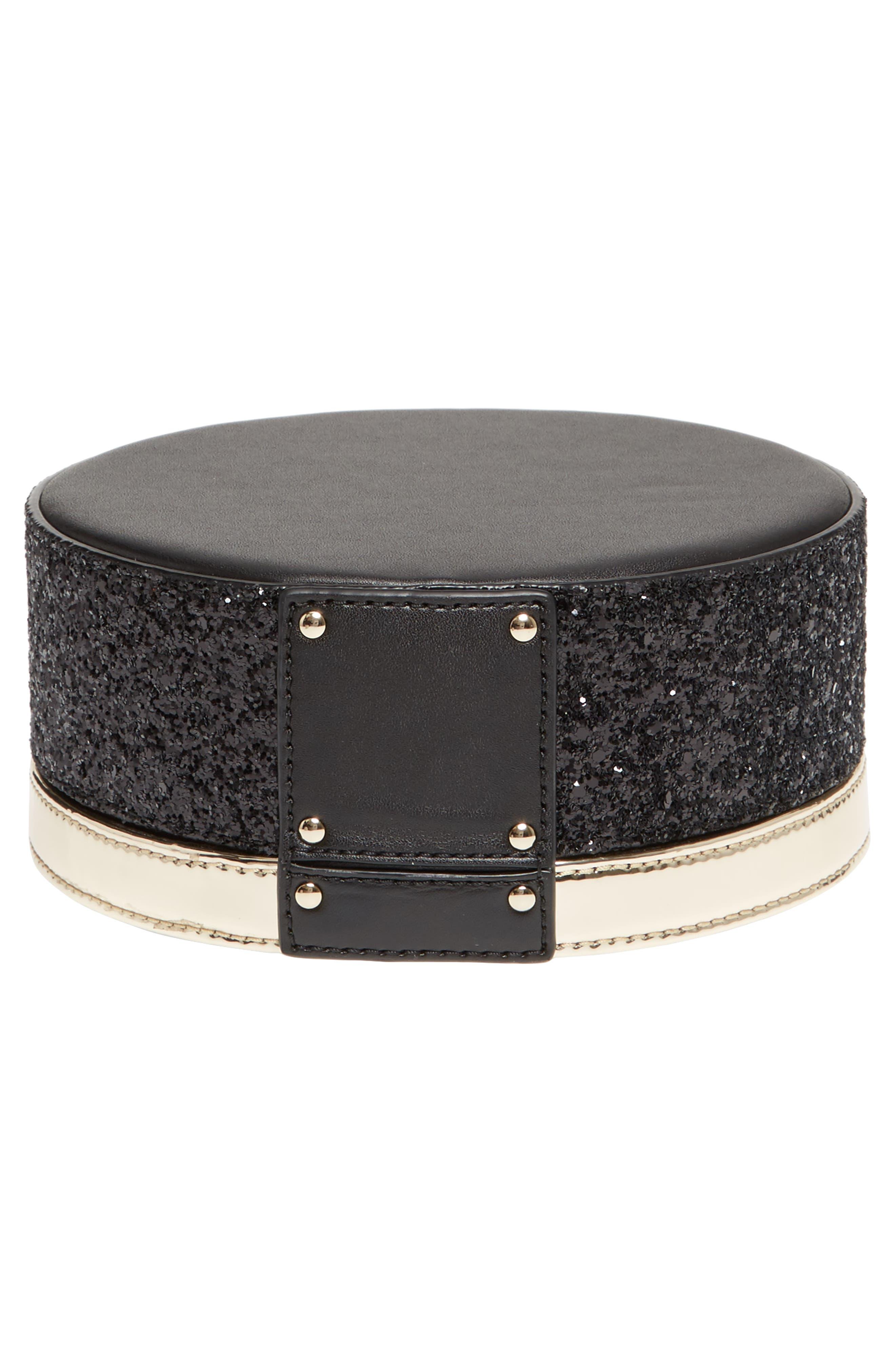 Alternate Image 6  - kate spade new york finer things caviar frame bag