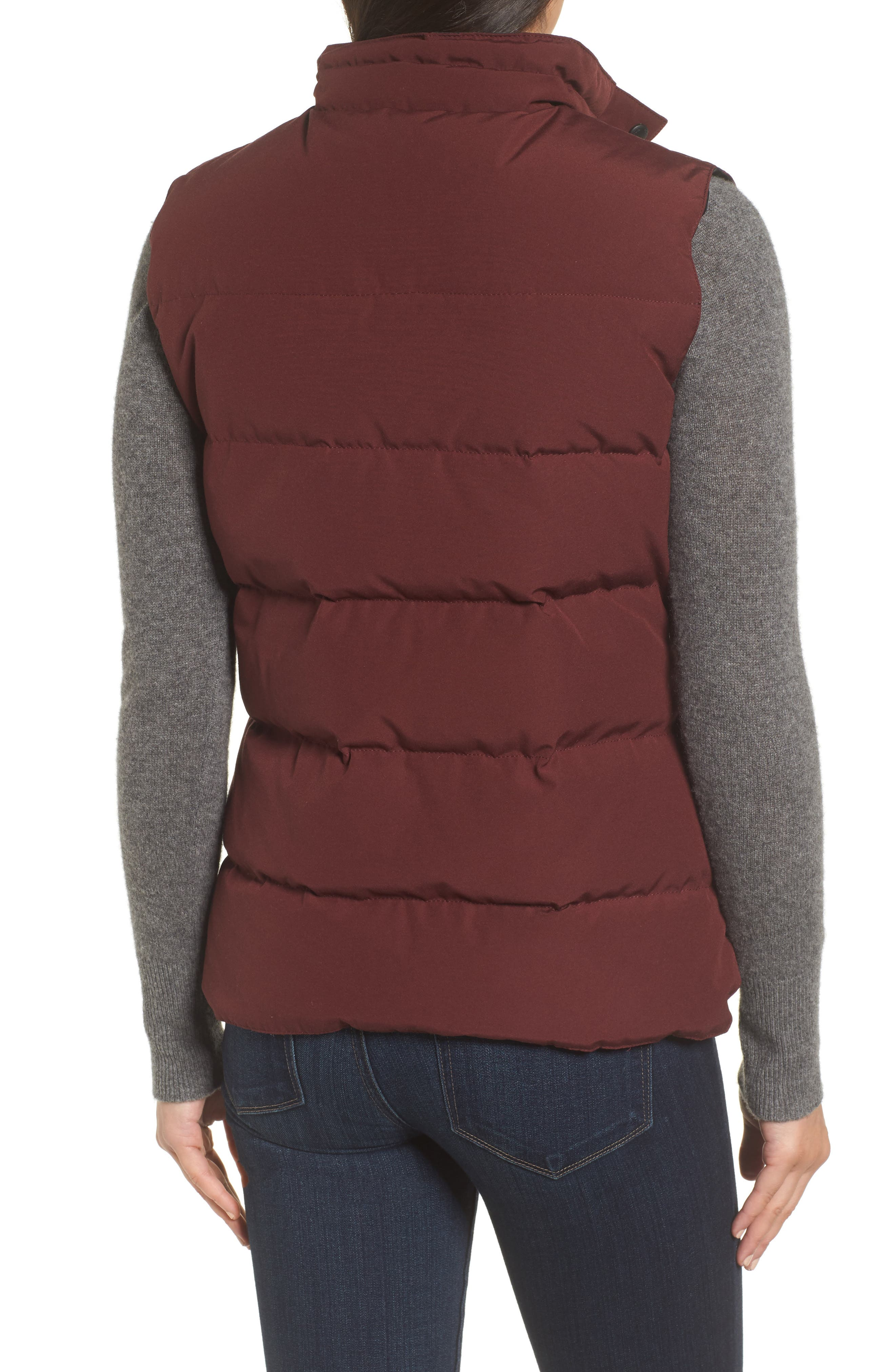 Alternate Image 2  - Canada Goose 'Freestyle' Slim Fit Down Vest (Online Only)