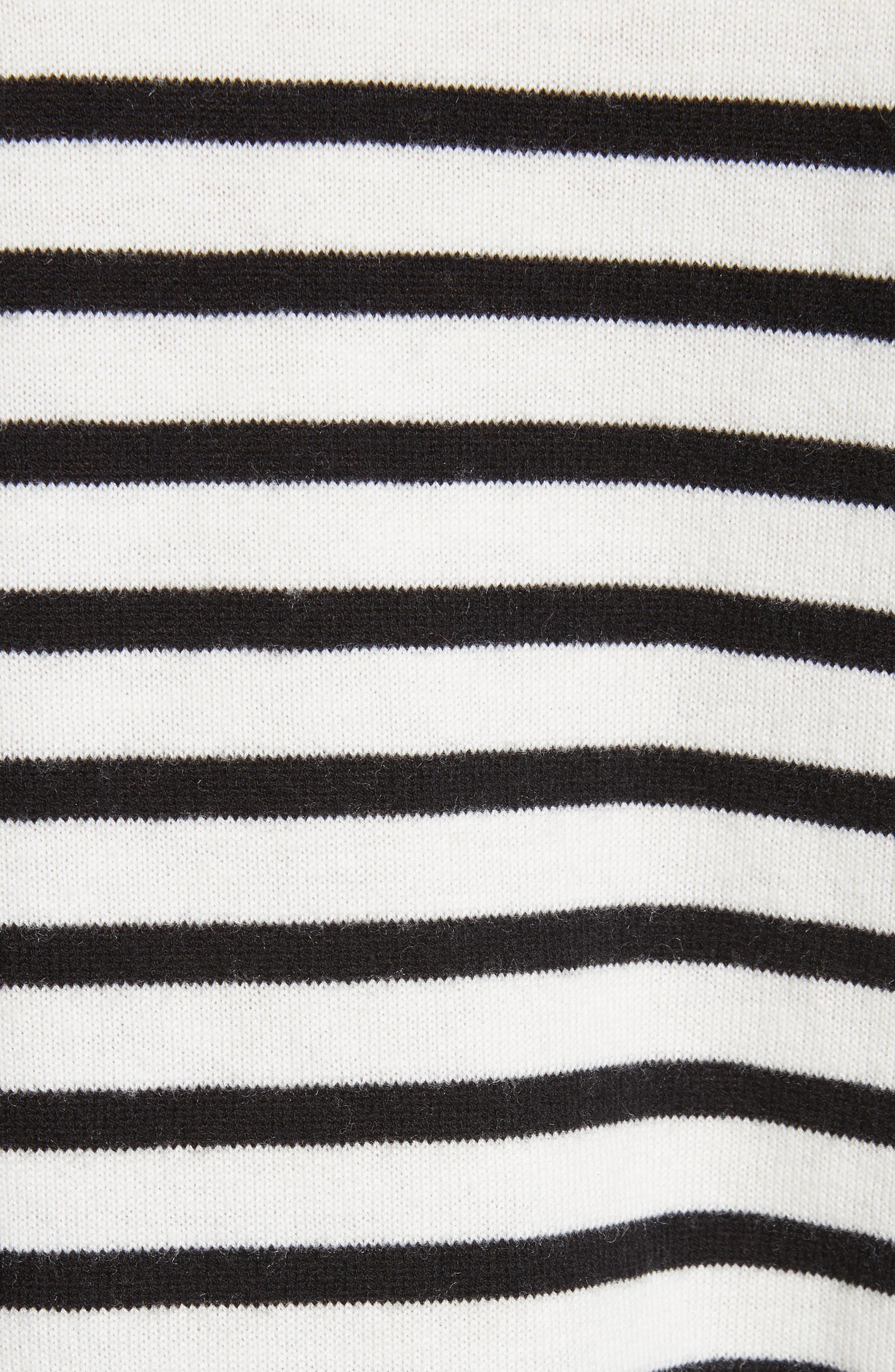 Alternate Image 5  - kate spade new york heart patch sweater