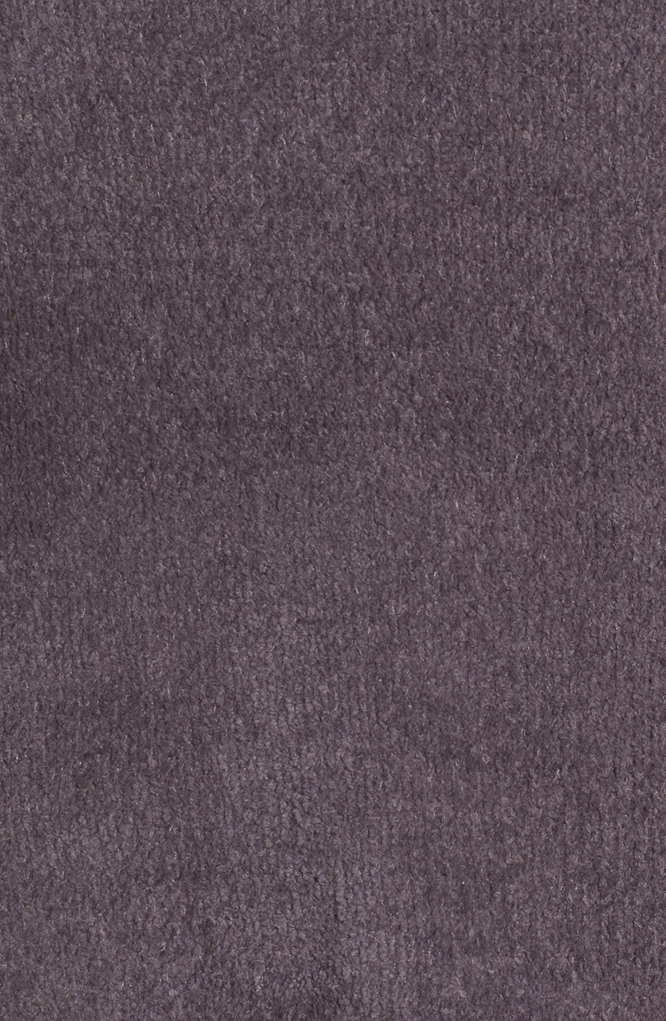 Marshmallow Sweatshirt,                             Alternate thumbnail 8, color,                             Charcoal