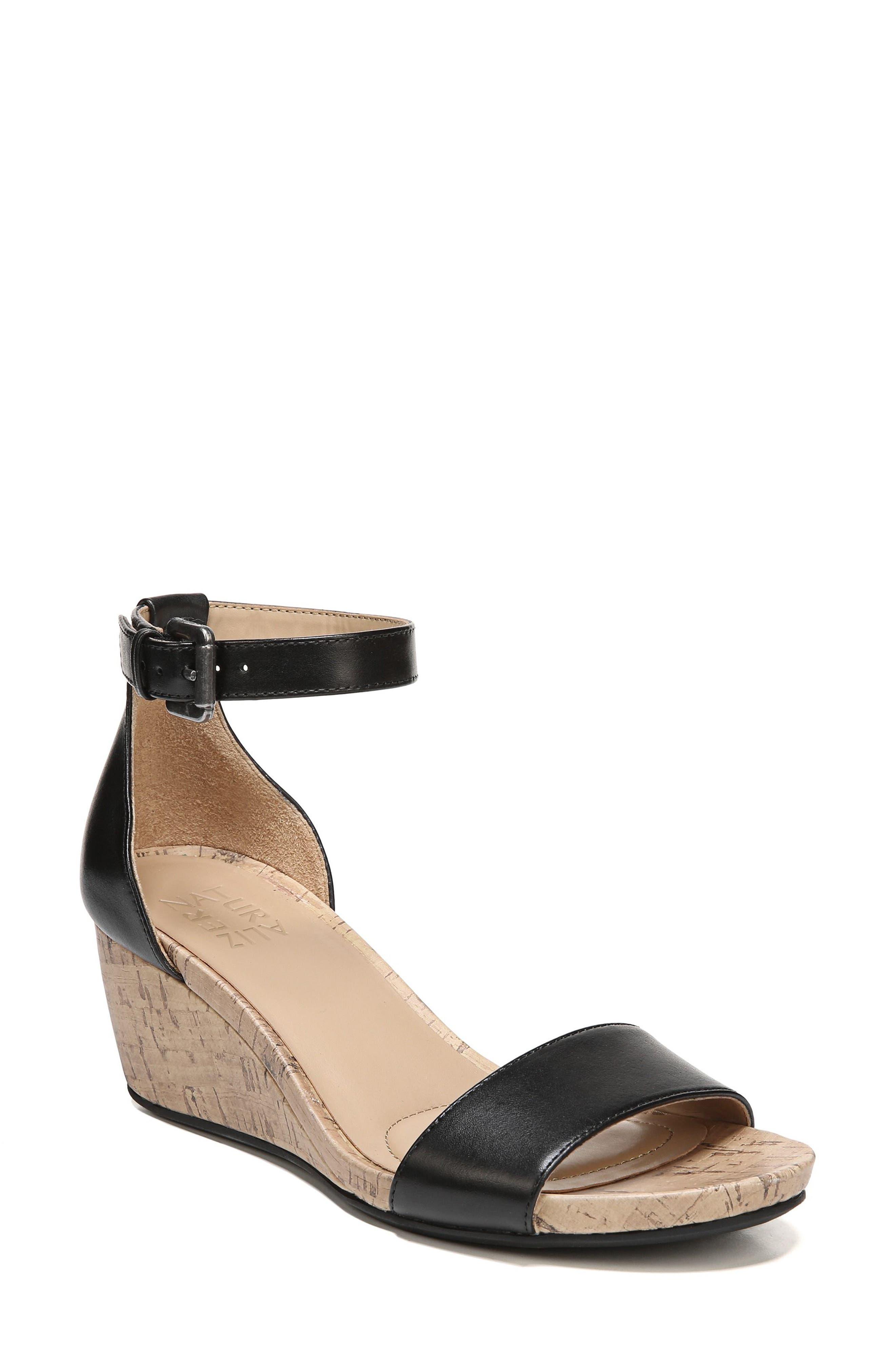 Naturalizer Cami Wedge Sandal (Women)