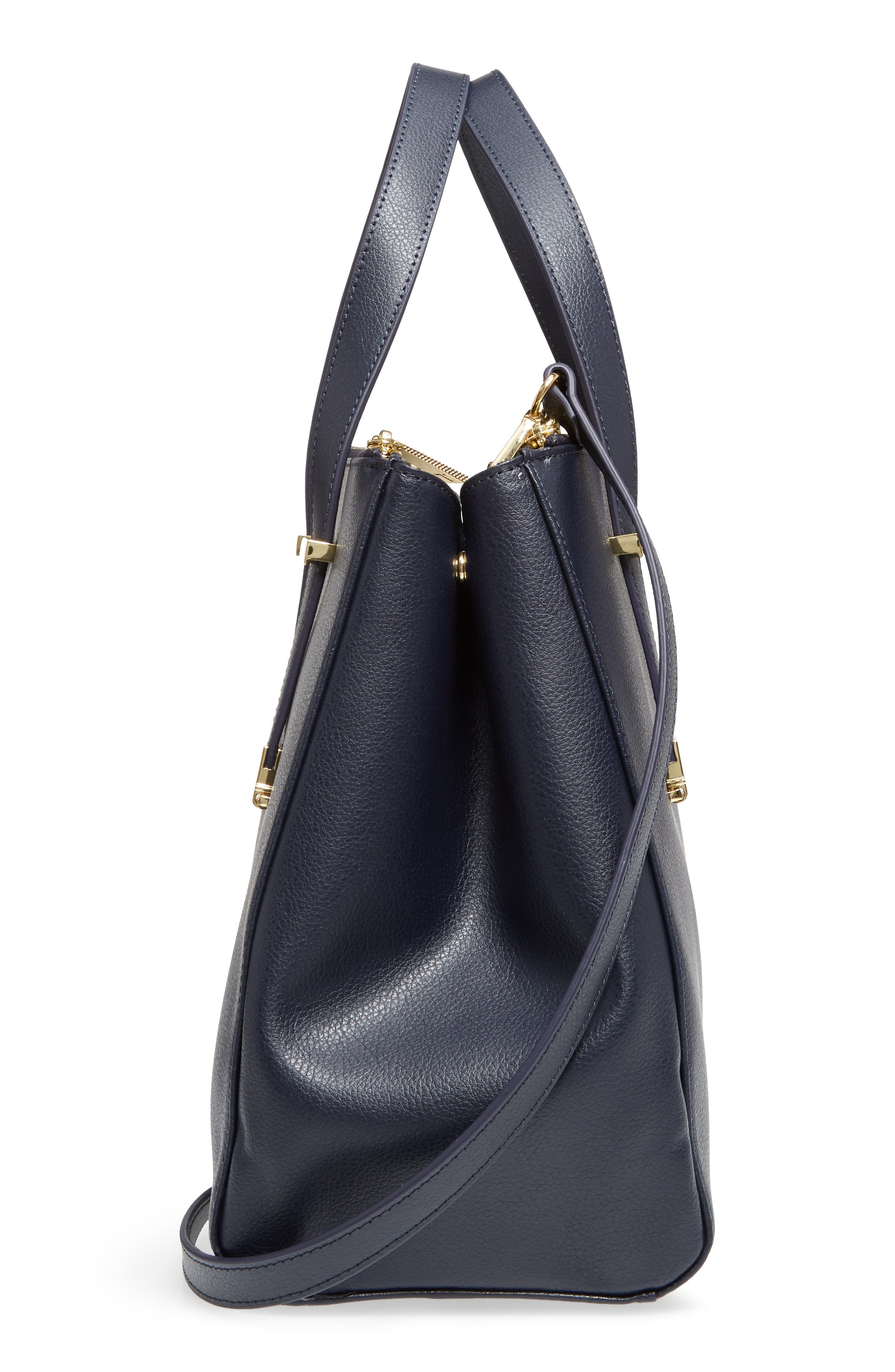 Alternate Image 5  - Ted Baker London Large Alunaa Convertible Leather Tote