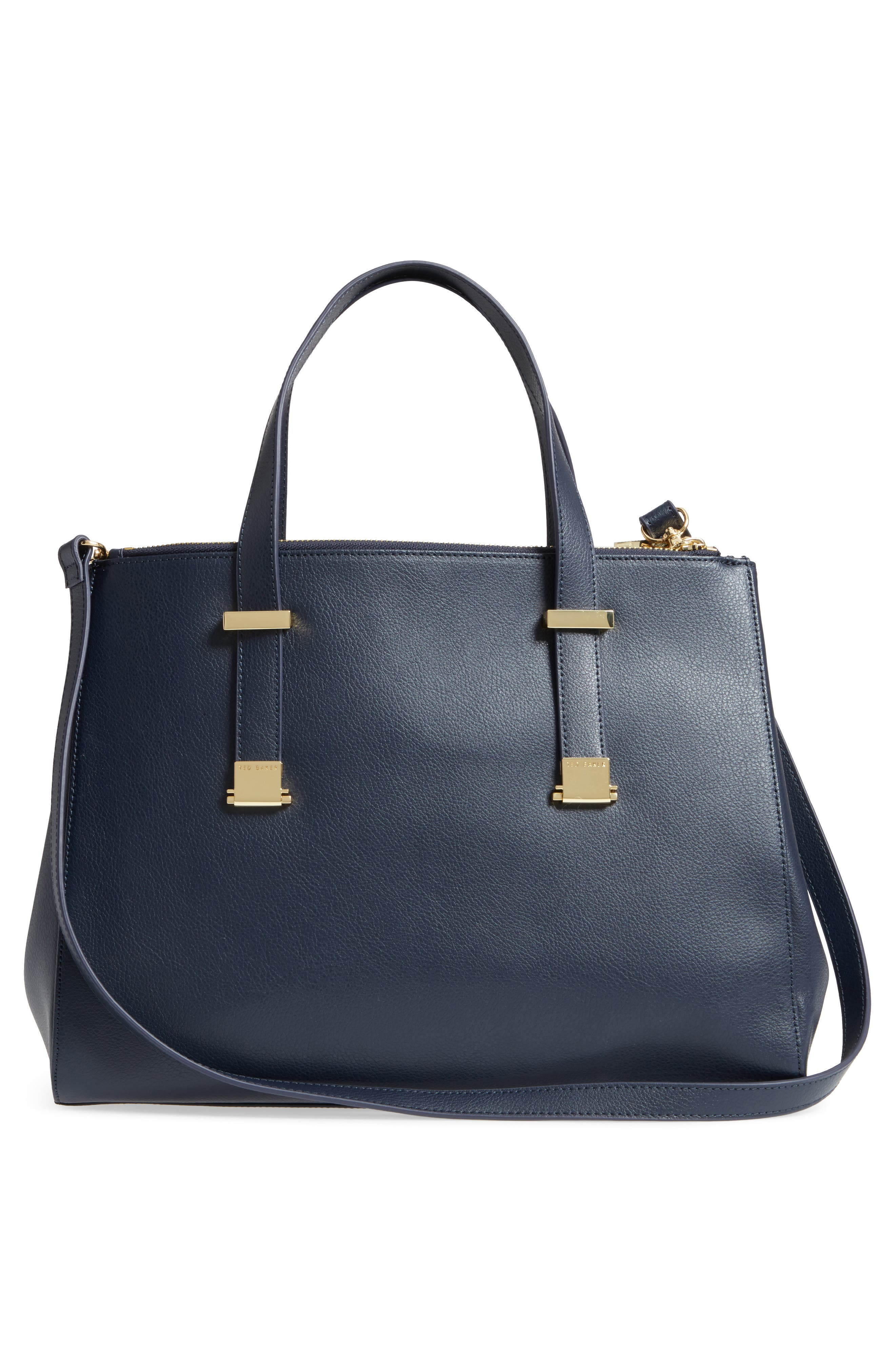 Alternate Image 3  - Ted Baker London Large Alunaa Convertible Leather Tote