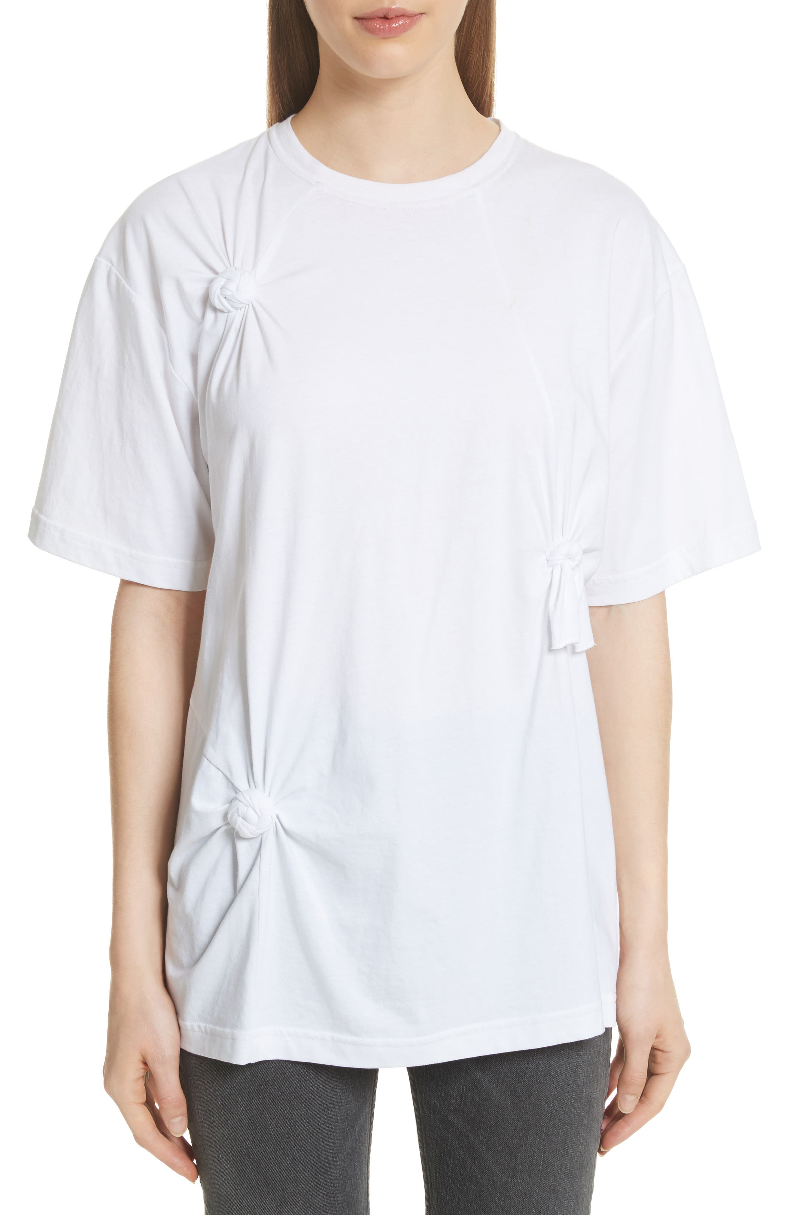 Helmut Lang Knot Detail Tee