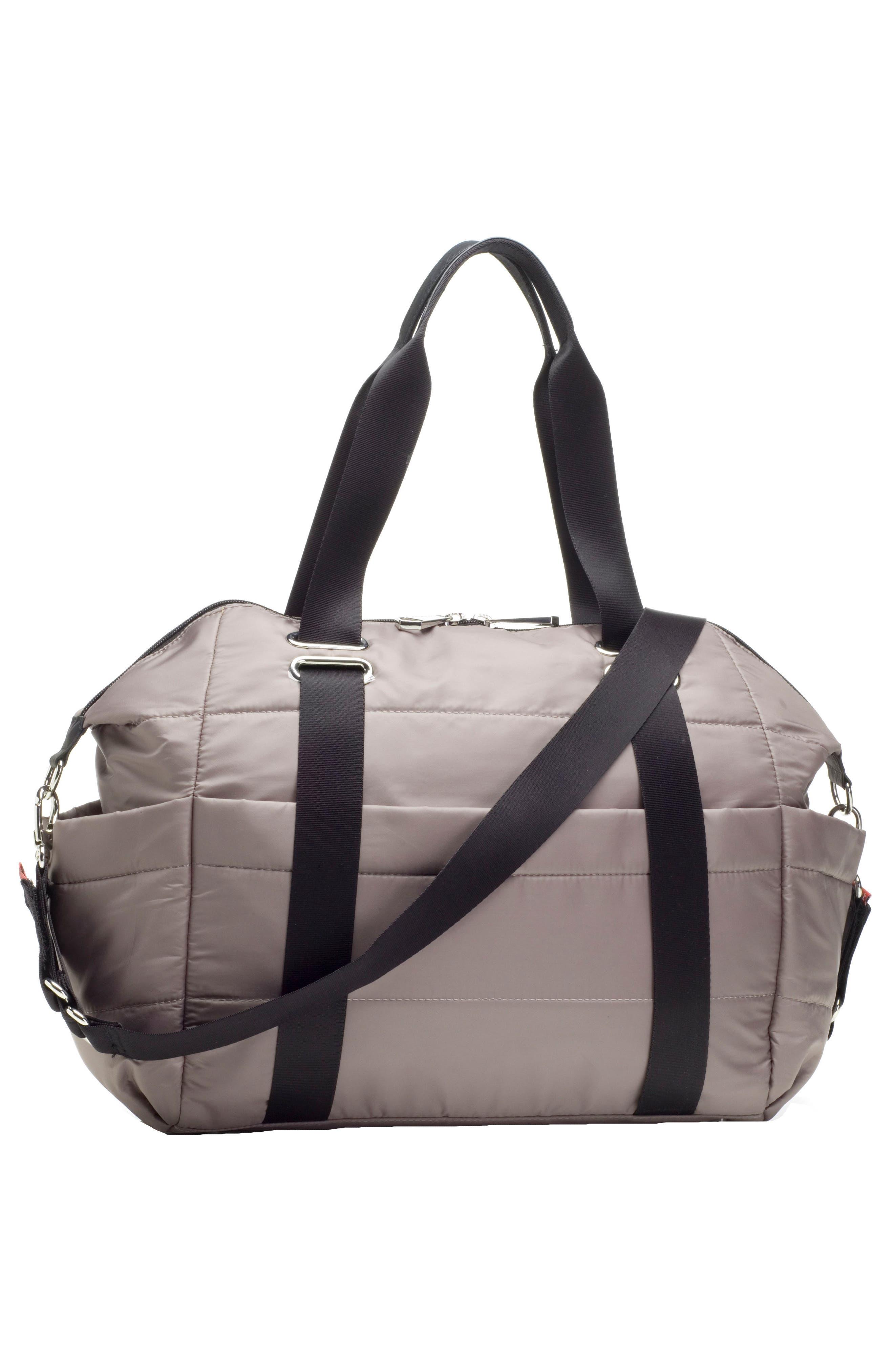 Alternate Image 8  - Storksak 'Sandy' Diaper Bag