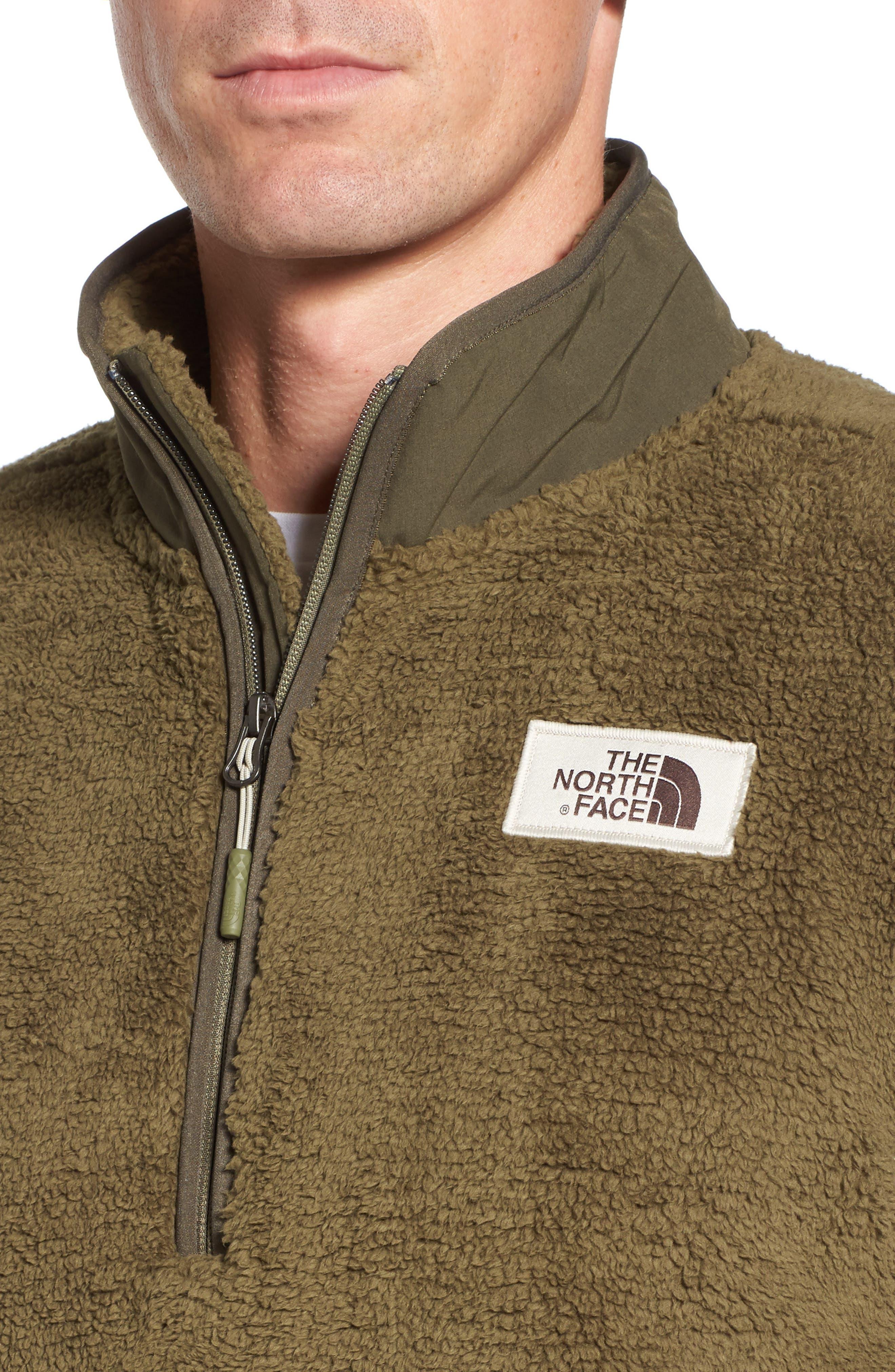 Alternate Image 4  - The North Face Khampfire Fleece Pullover