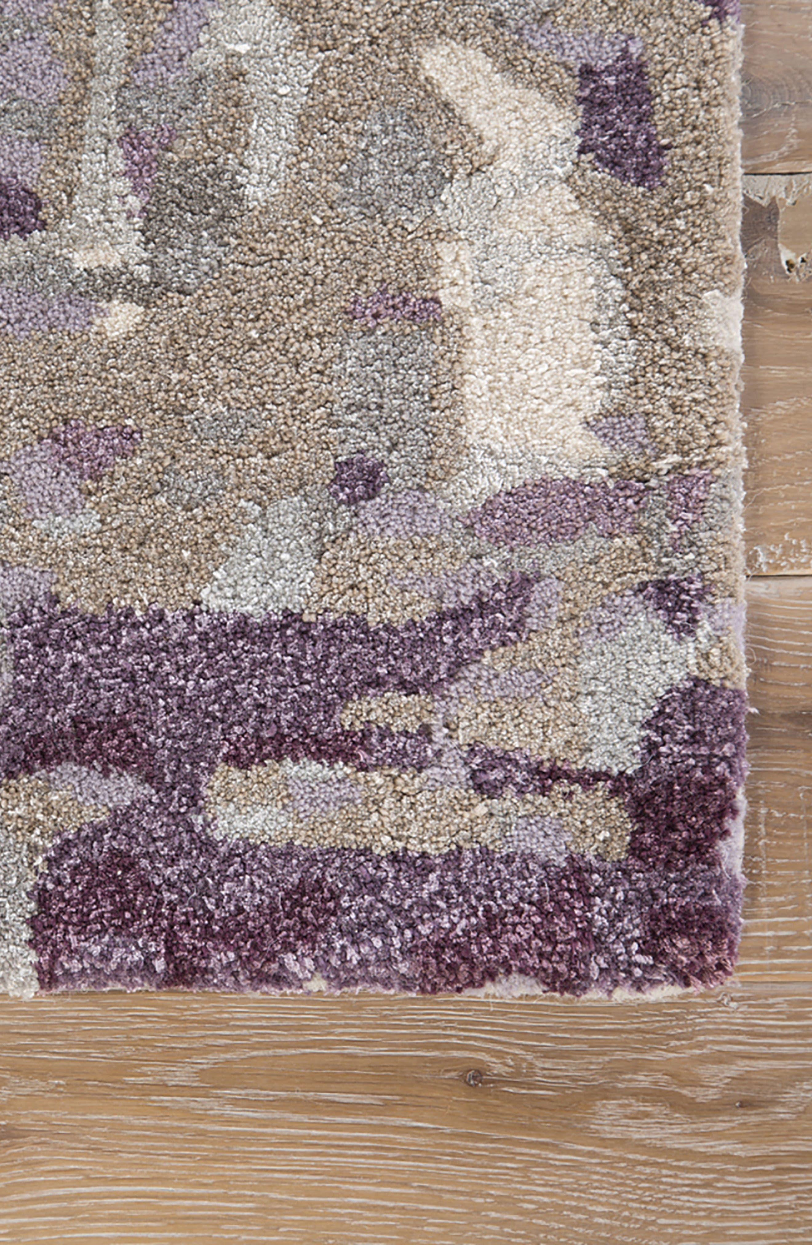 Genesis - Matcha Hand Tufted Rug,                             Alternate thumbnail 2, color,                             Pumice Stone
