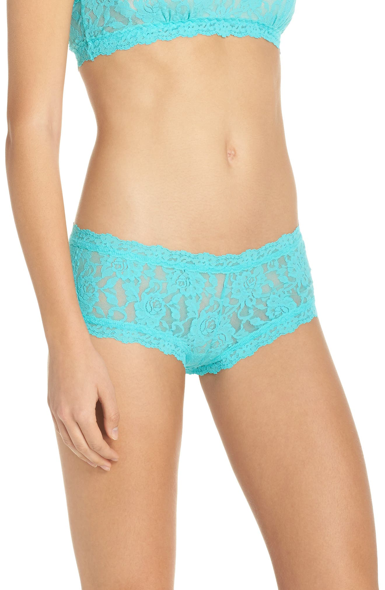 Alternate Image 3  - Hanky Panky 'Signature Lace' Boyshorts