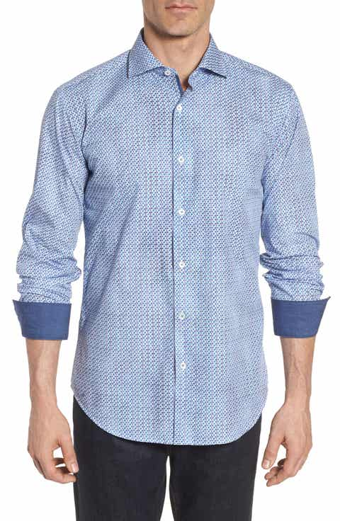 Bugatchi Men's Fashion Shirts & Shoes | Nordstrom