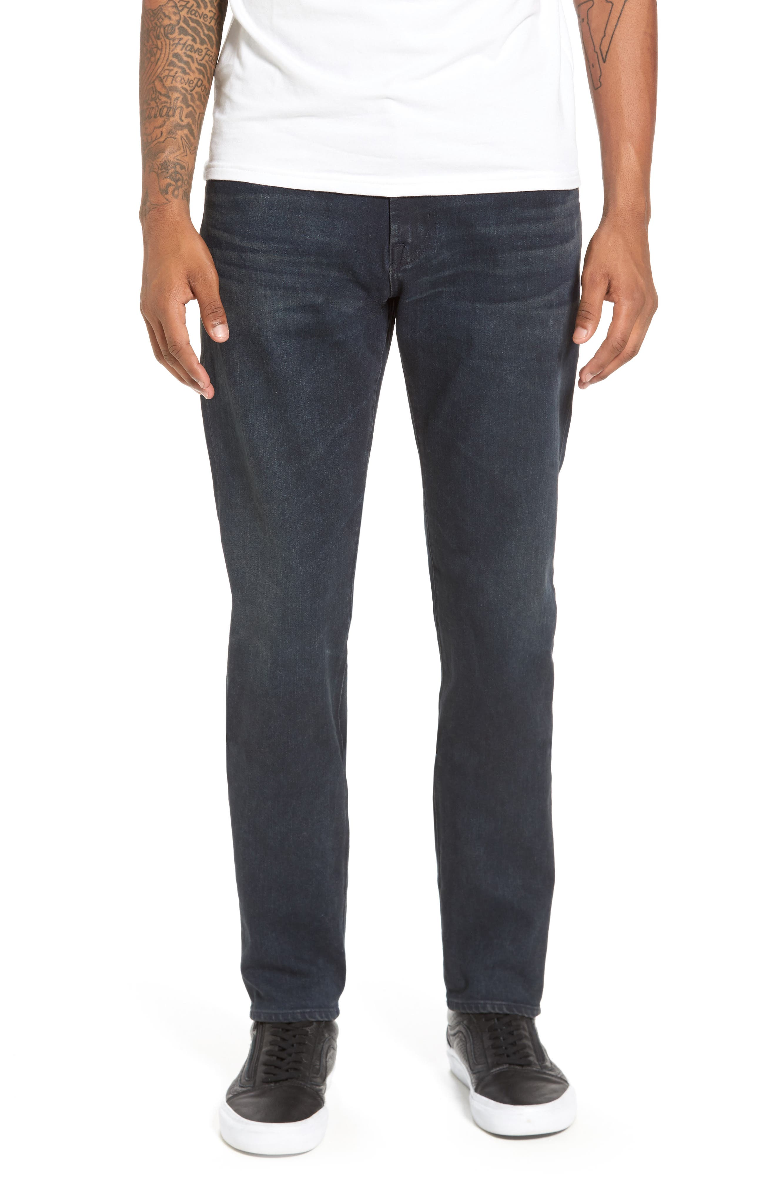 Dylan Skinny Jeans,                         Main,                         color, 6 Years Night Scene