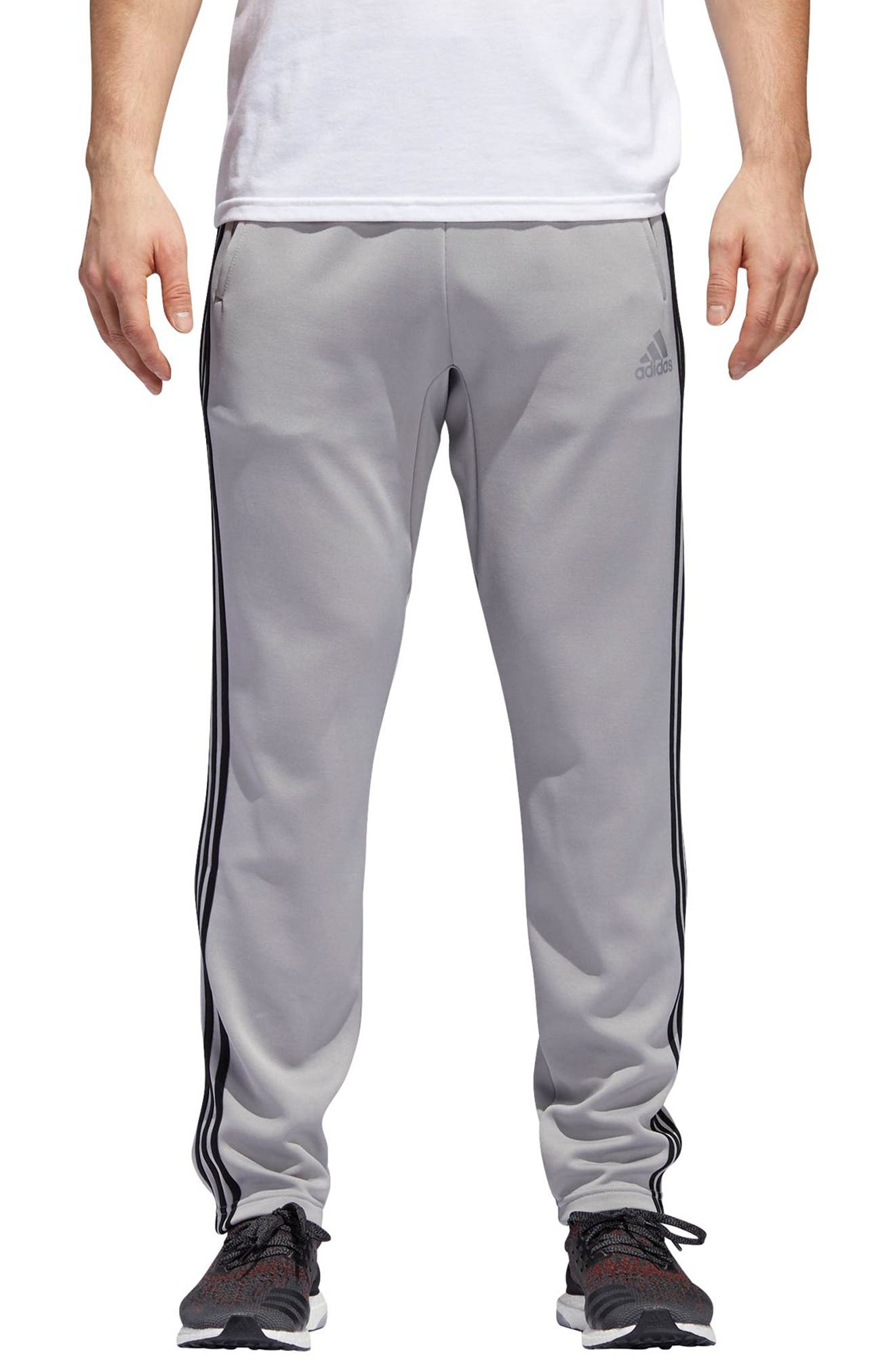 ID Track Pants,                             Main thumbnail 1, color,                             Medium Grey Heather