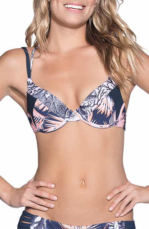 Maaji Reversible Underwire Bikini Top