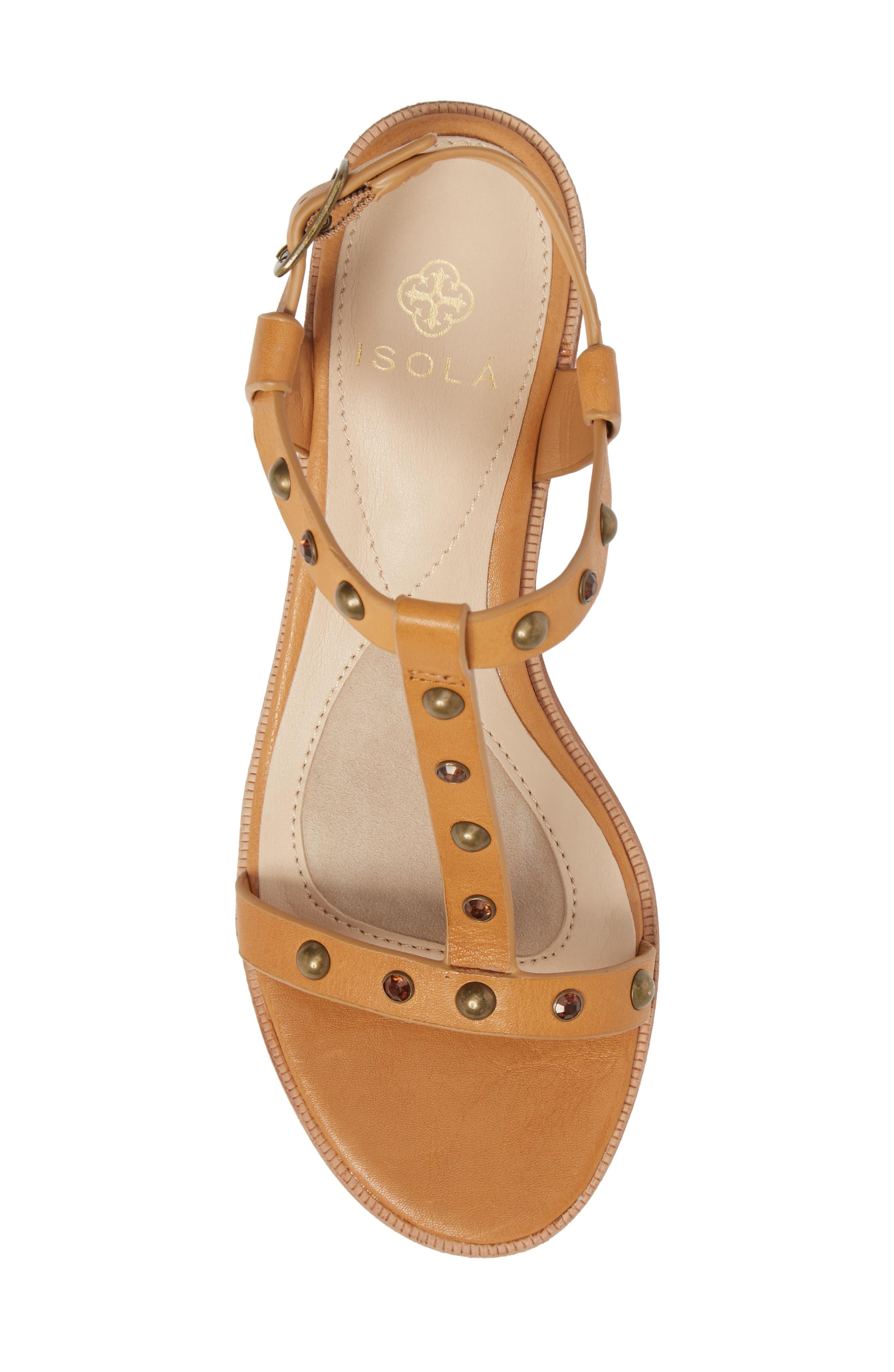 Alternate Image 5  - Isolá Giana Studded Sandal (Women)
