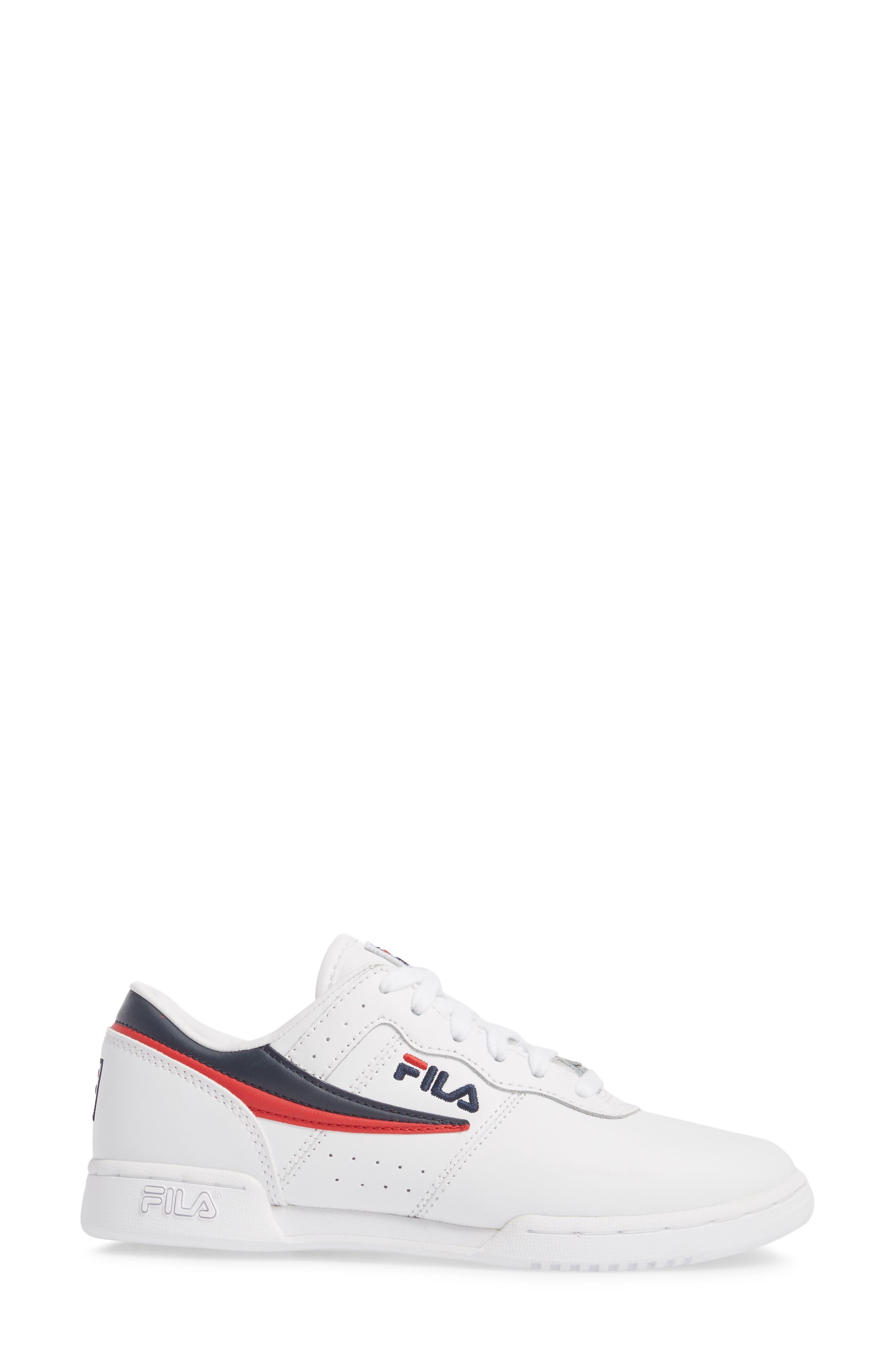 Alternate Image 3  - FILA Original Fitness Sneaker (Women)