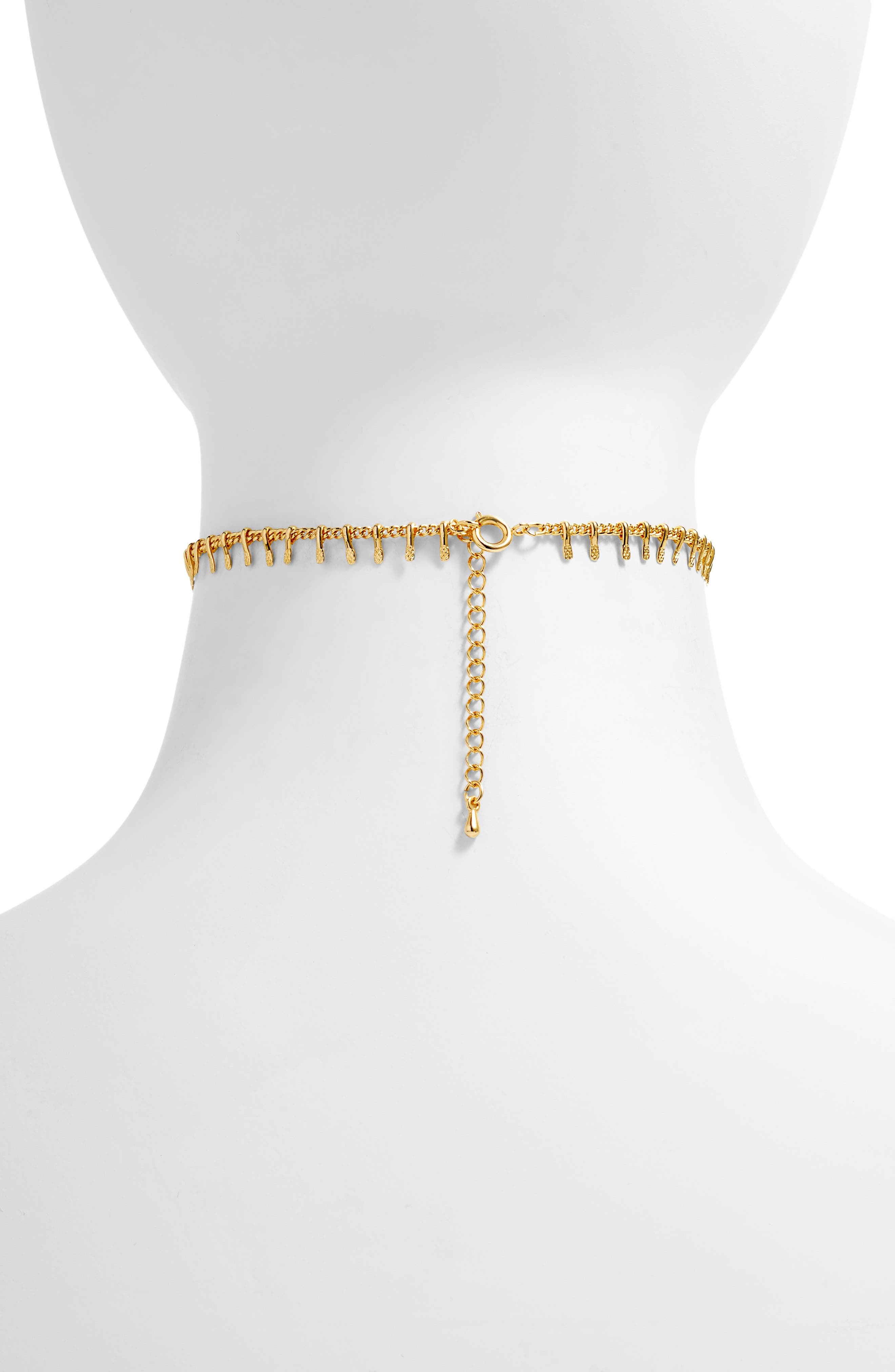 Alternate Image 2  - five and two Natalie Choker Necklace