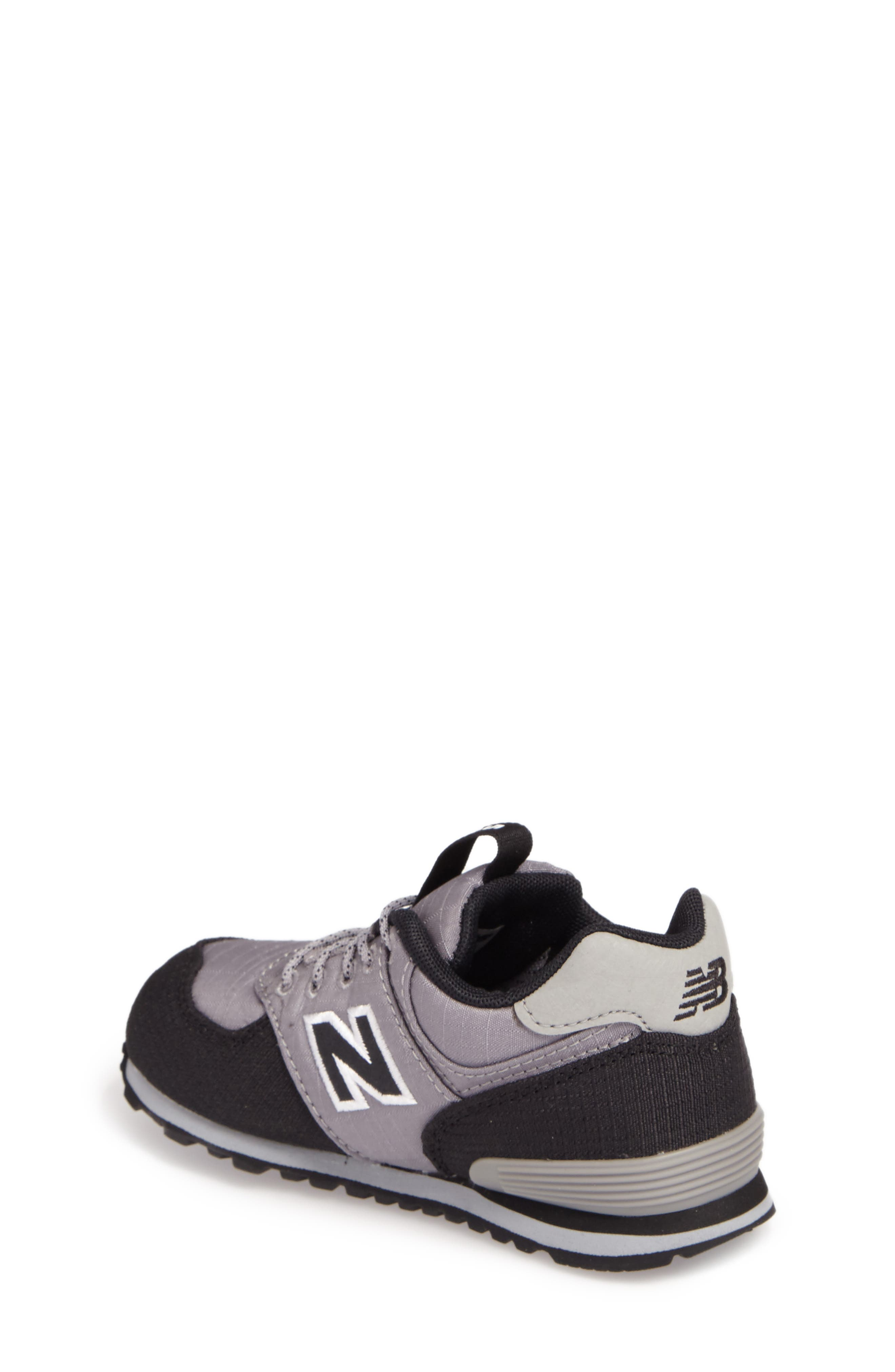 Alternate Image 2  - New Balance 990 Sneaker (Baby, Walker & Toddler)