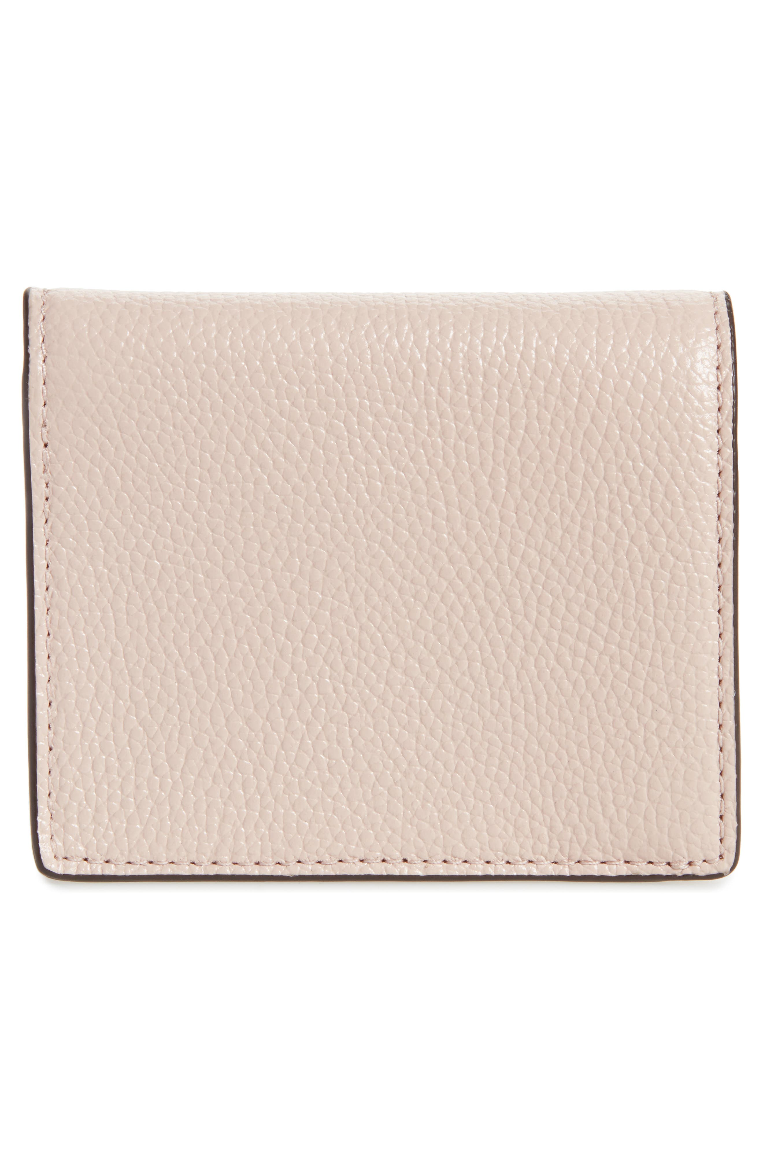 Alternate Image 4  - MICHAEL Michael Kors Mercer Leather RFID Card Holder