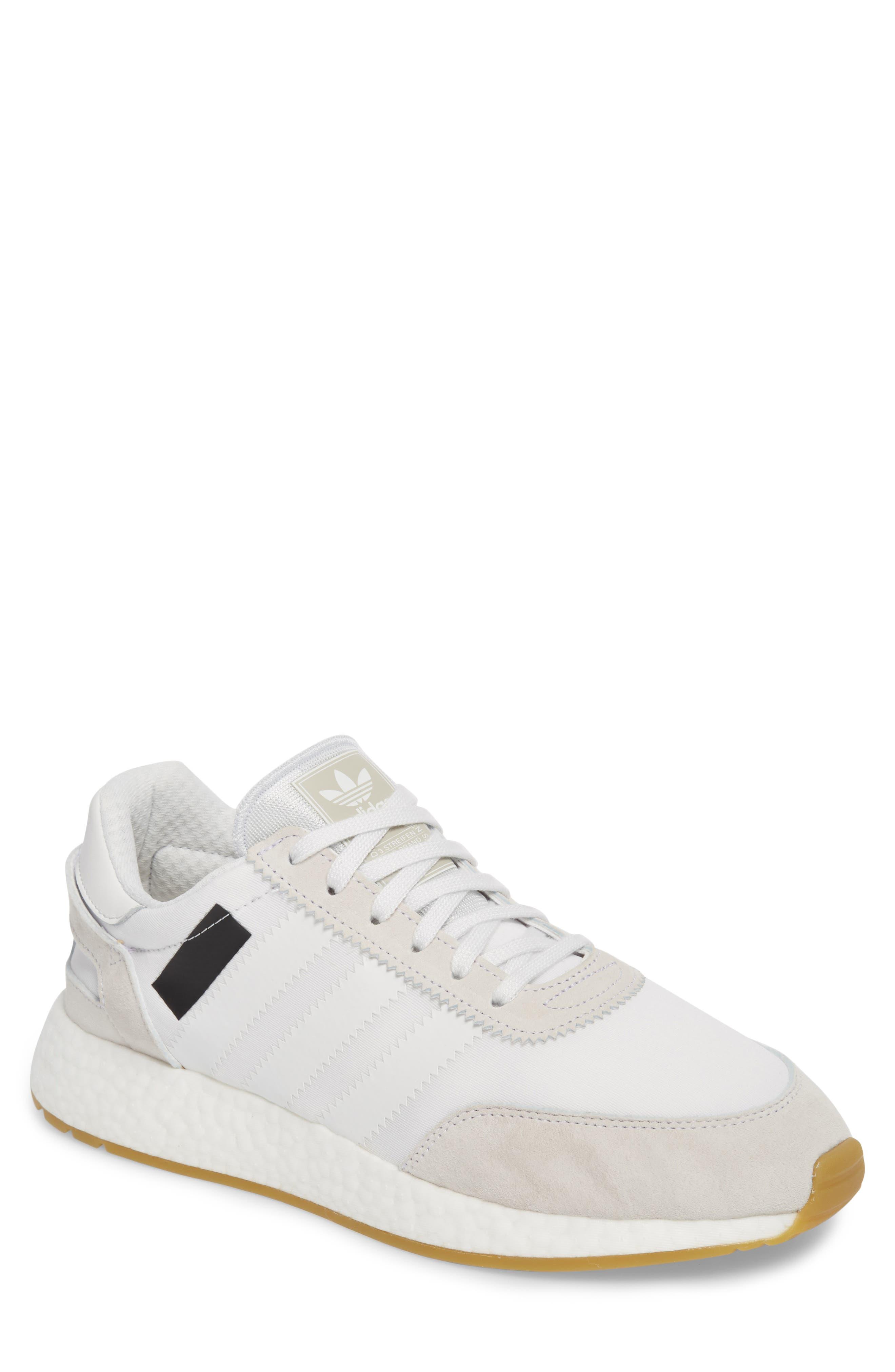 I-5923 Sneaker,                             Main thumbnail 1, color,                             Crystal White/ White