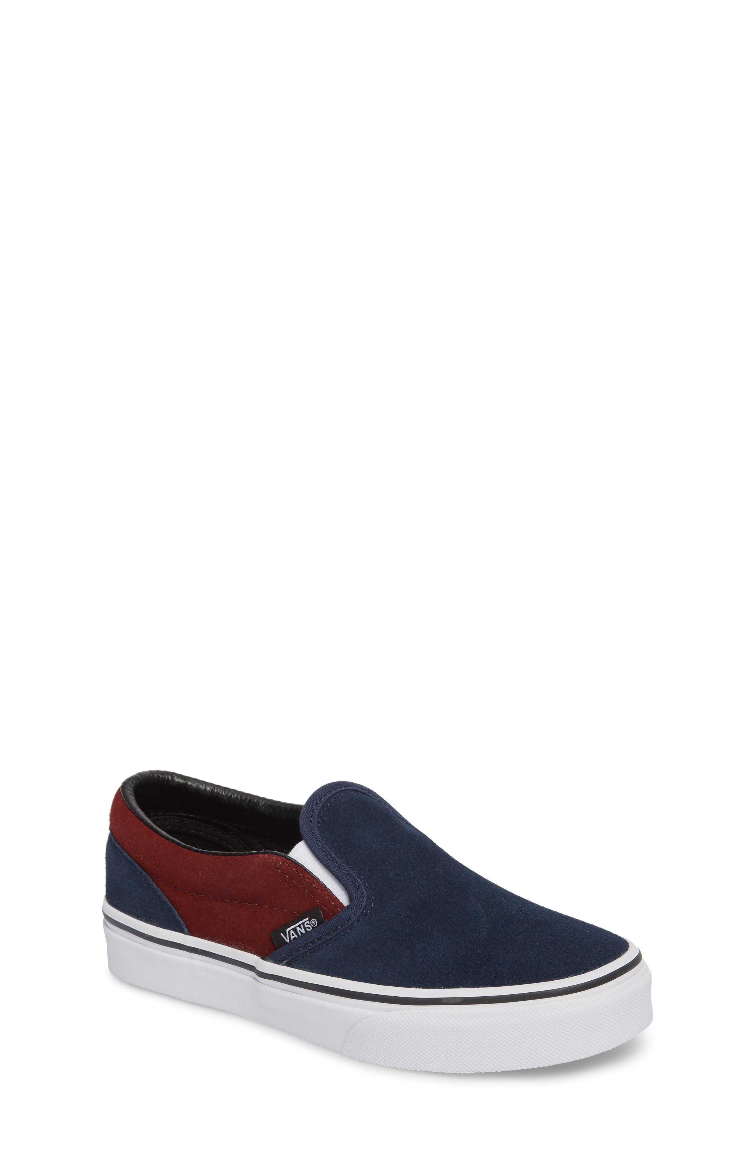 Vans Classic Slip-On Sneaker (Baby, Walker, Toddler, Little Kid & Big Kid)