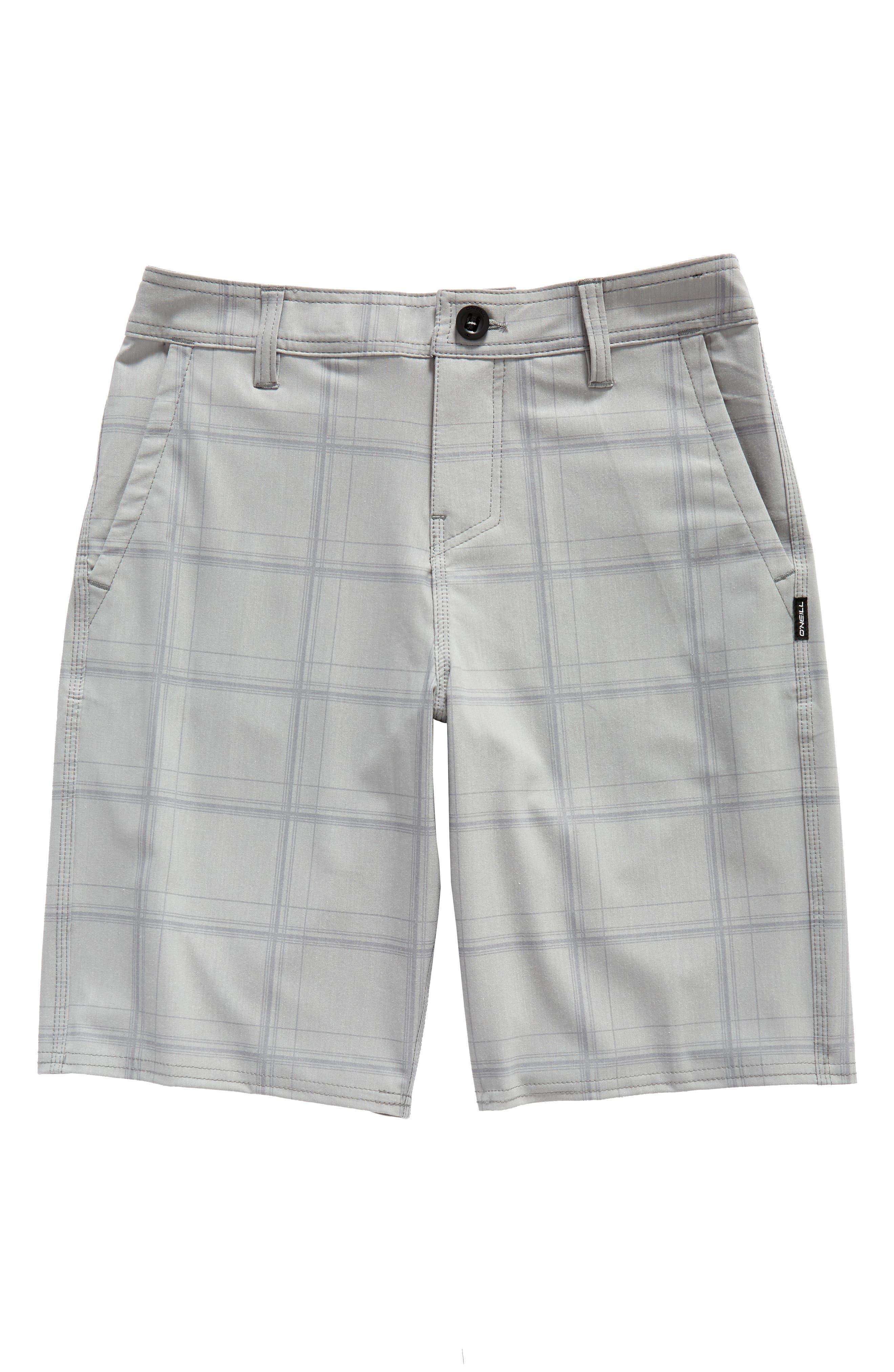 Alternate Image 1 Selected - O'Neill Mixed Hybrid Shorts (Big Boys)