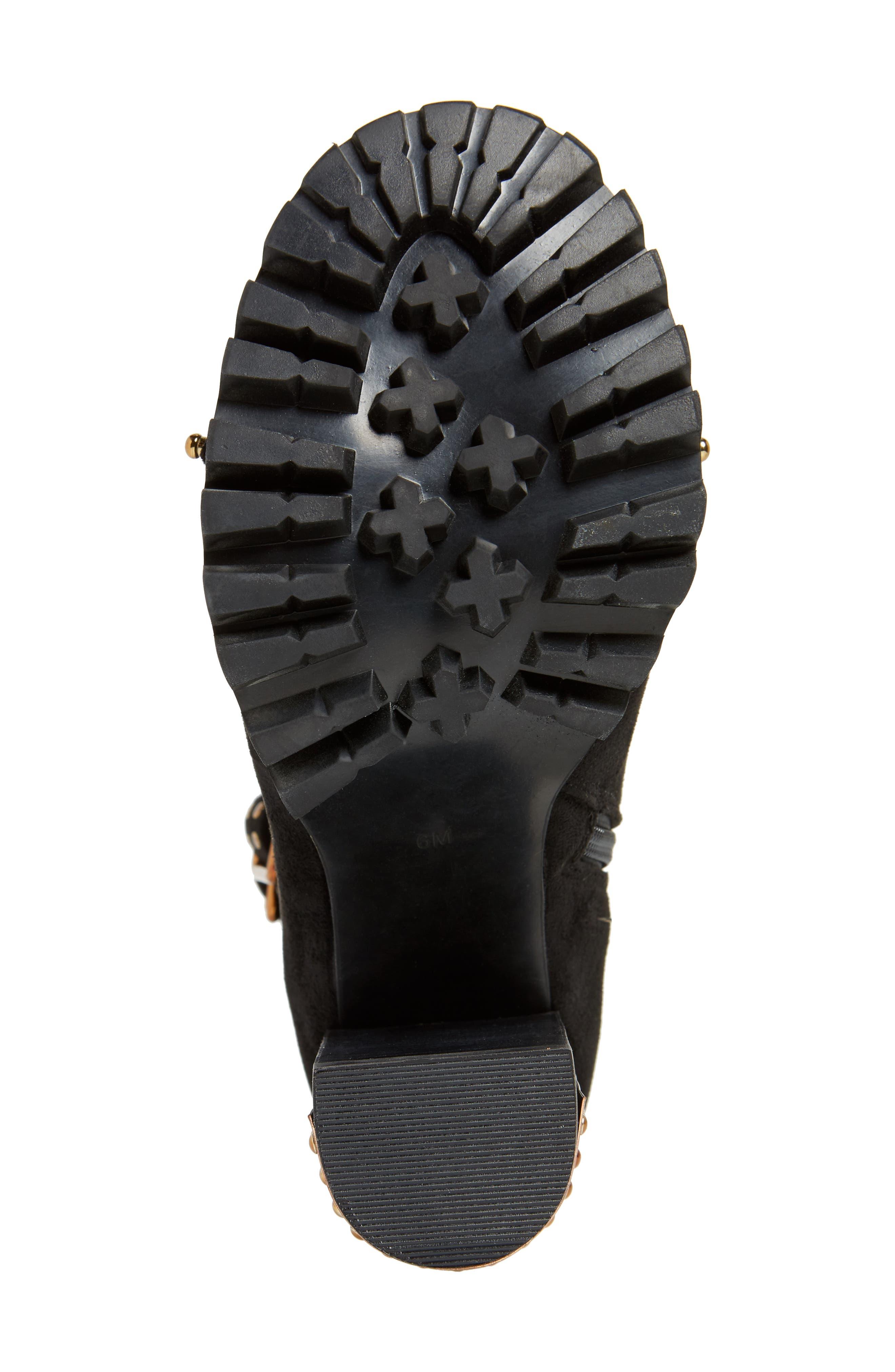 Alternate Image 6  - Jeffrey Campbell Scorpius Armored Lug Boot (Women)