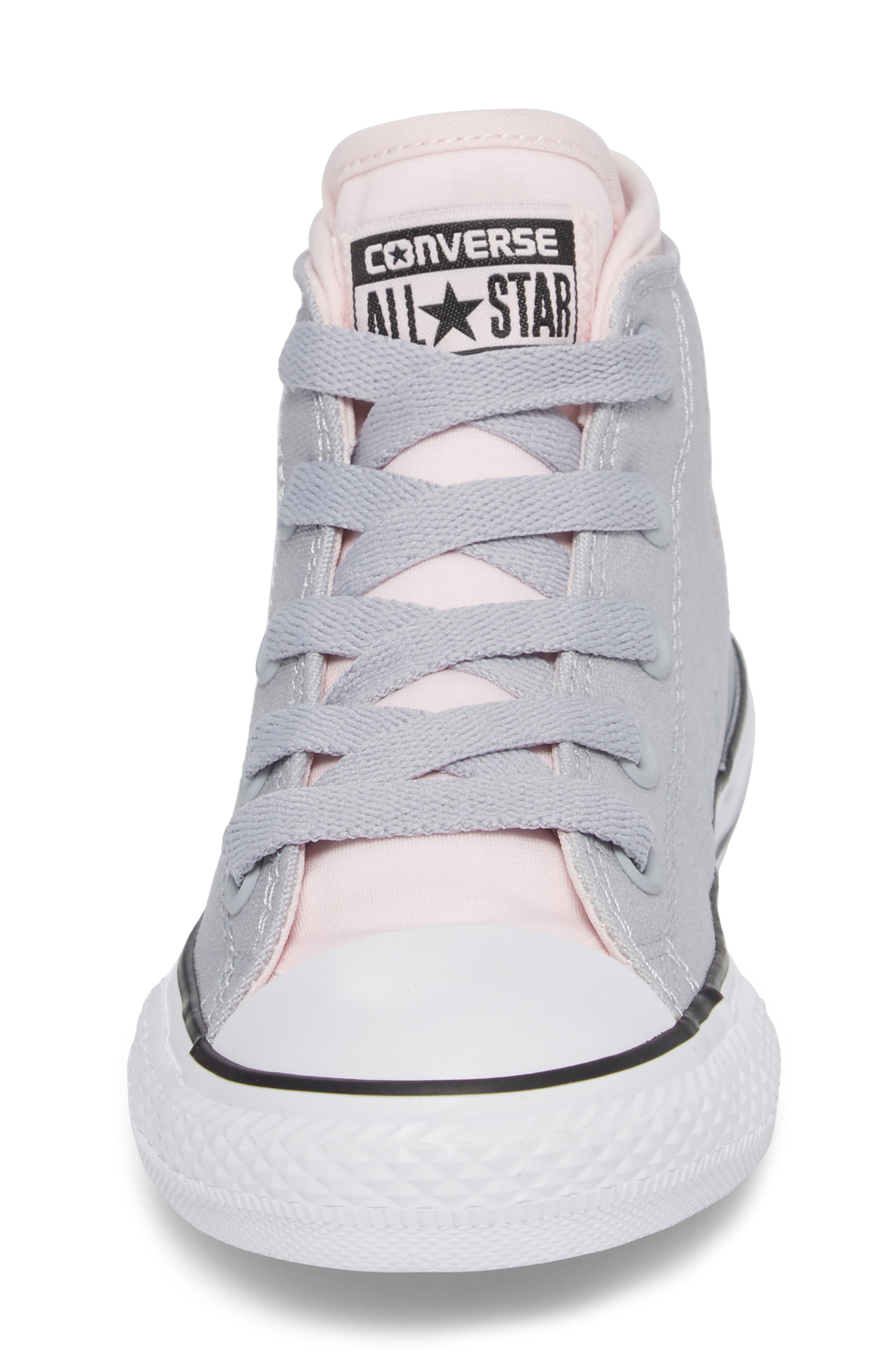 Alternate Image 4  - Converse Chuck Taylor® All Star® Syde Street High Top Sneaker (Baby, Walker, Toddler, Little Kid & Big Kid)