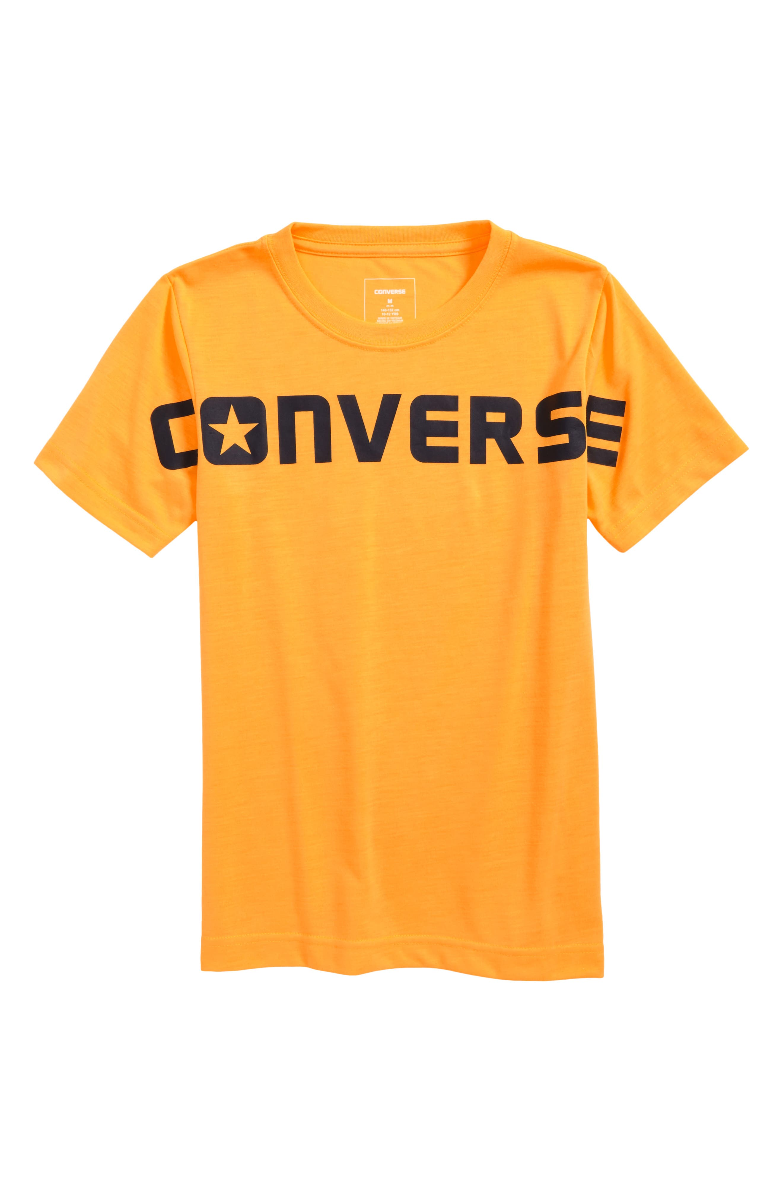 Converse Wordmark Graphic T-Shirt (Big Boys)