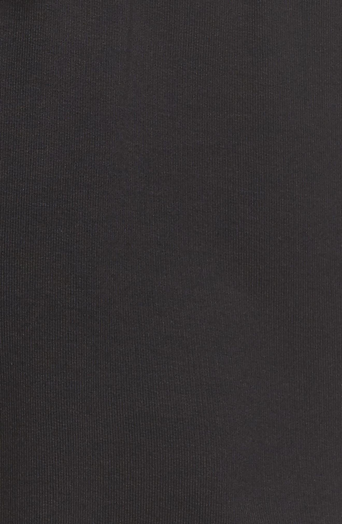 Shade Shorts,                             Alternate thumbnail 6, color,                             Black