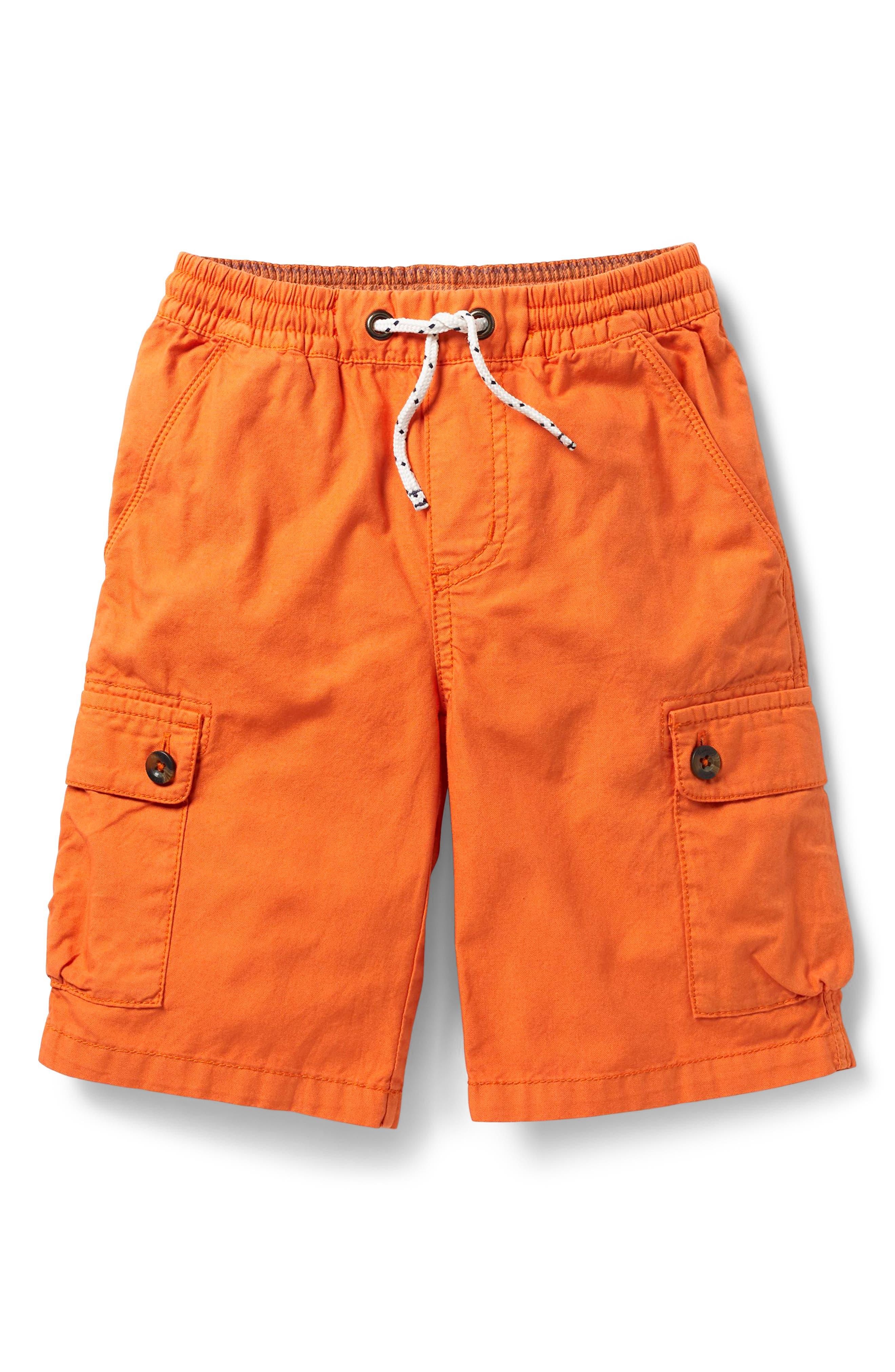 Mini Boden Cargo Shorts (Toddler Boys, Little Boys & Big Boys)