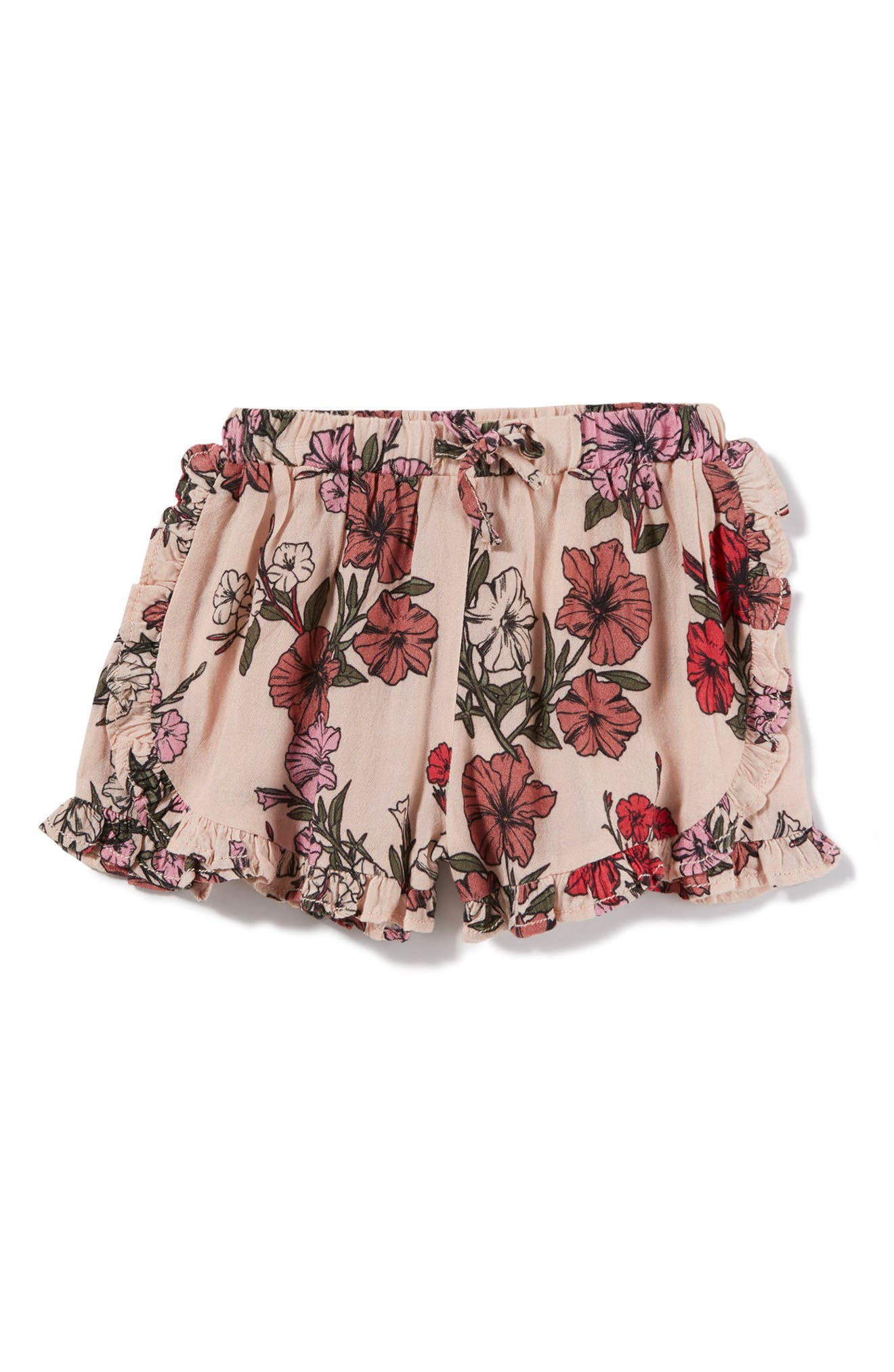 Peek Alexa Shorts (Baby Girls)