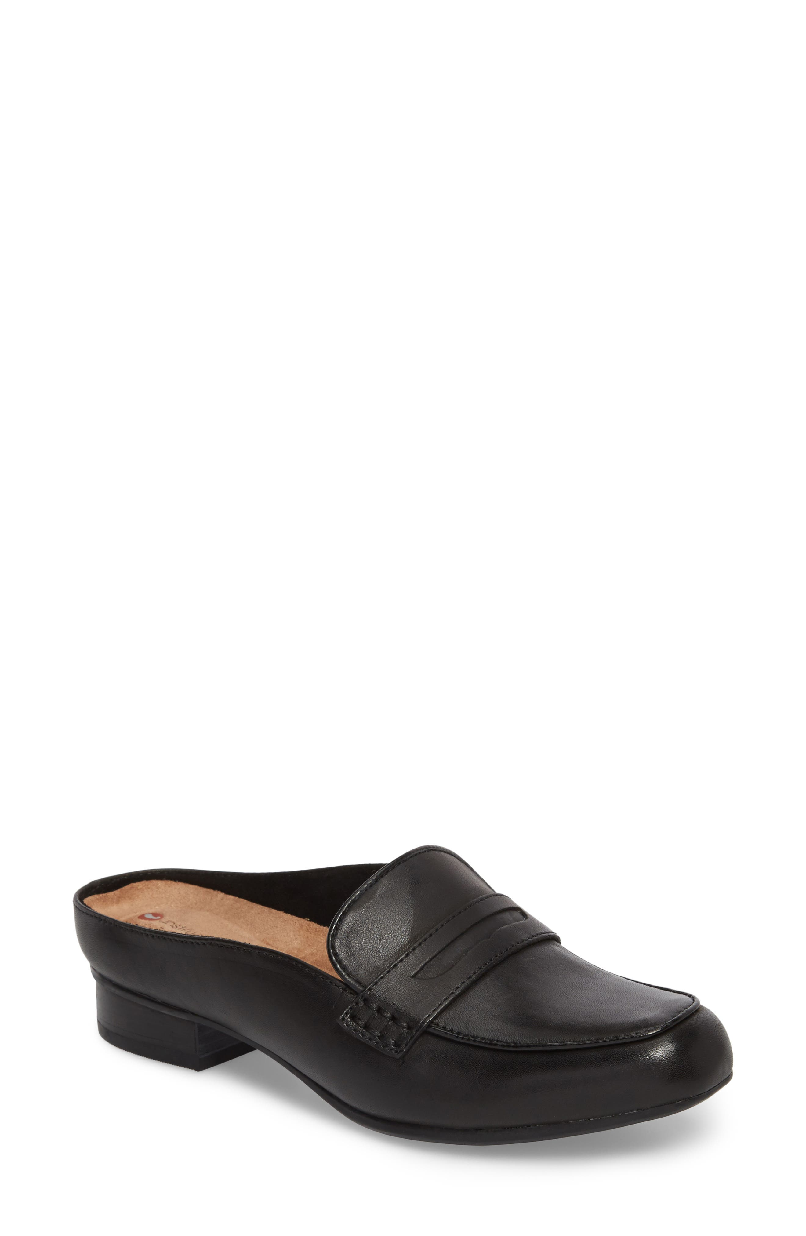 Alternate Image 1 Selected - Clarks® Keesha Donna Mule (Women)