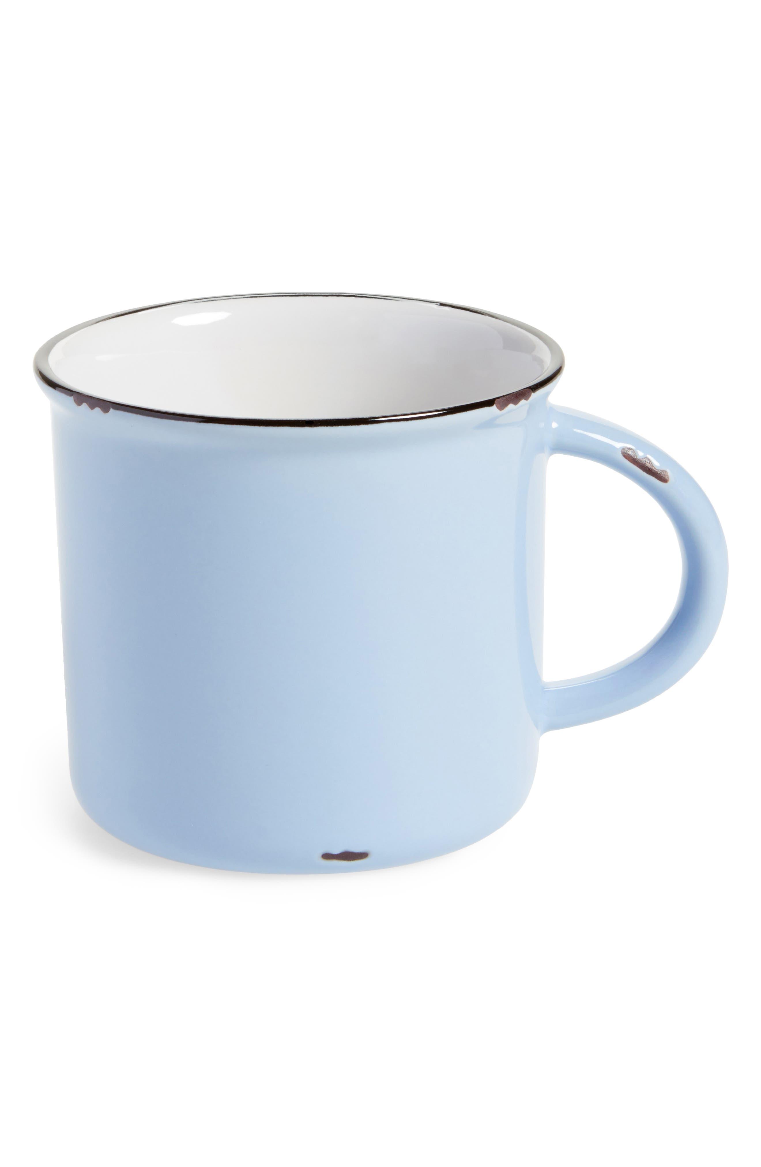 canvas home Stoneware Mug