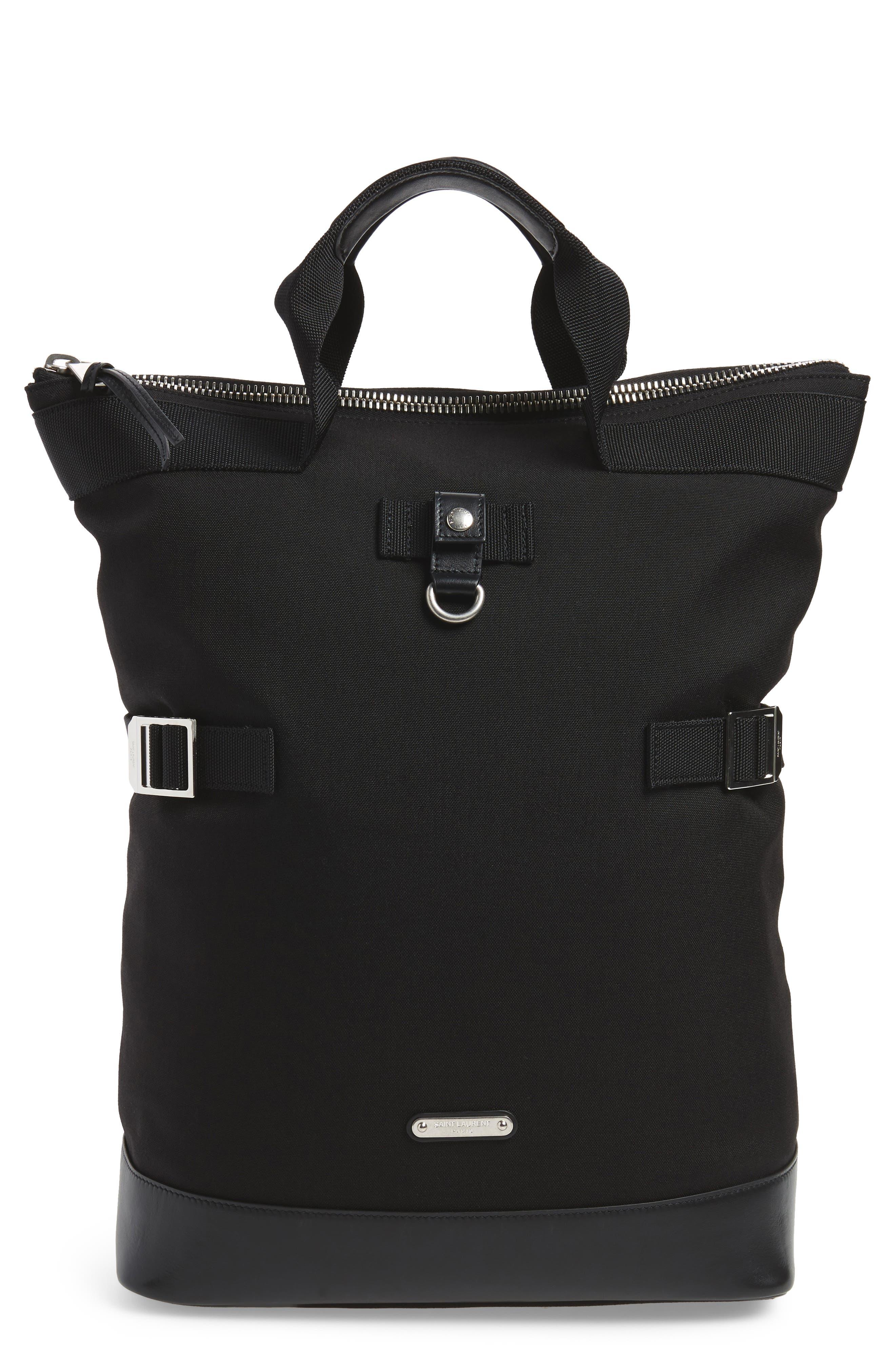Saint Laurent Revington Convertible Backpack