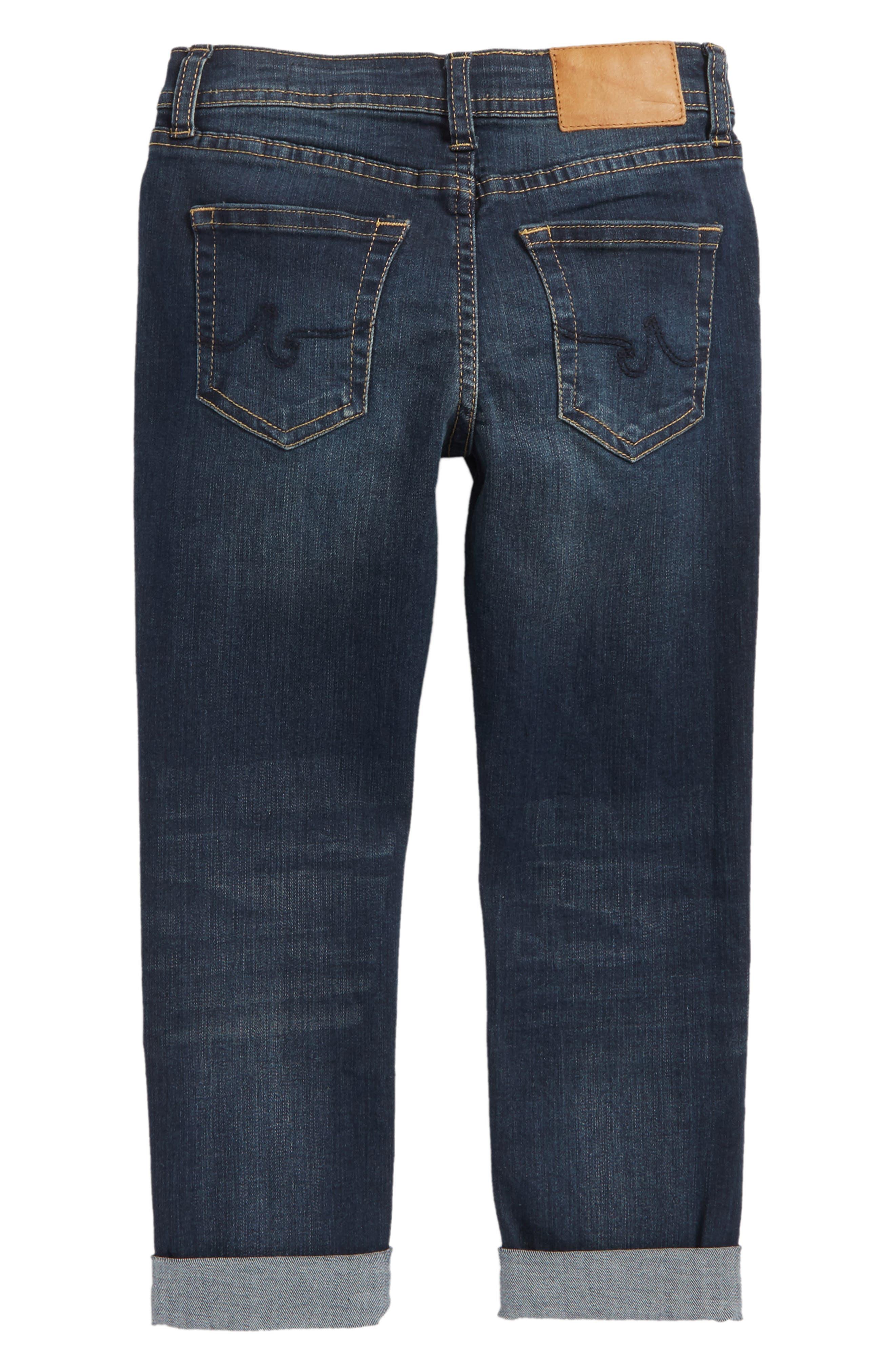 The James Slim Skinny Jeans,                             Alternate thumbnail 2, color,                             Society Wash